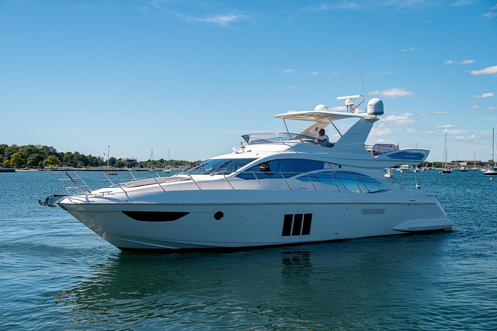 Azimut-58 Fly Motor Yacht 2011-Nova Fort Lauderdale-Florida-United States-58_azimut_nova__profiles31-1490465 | Thumbnail