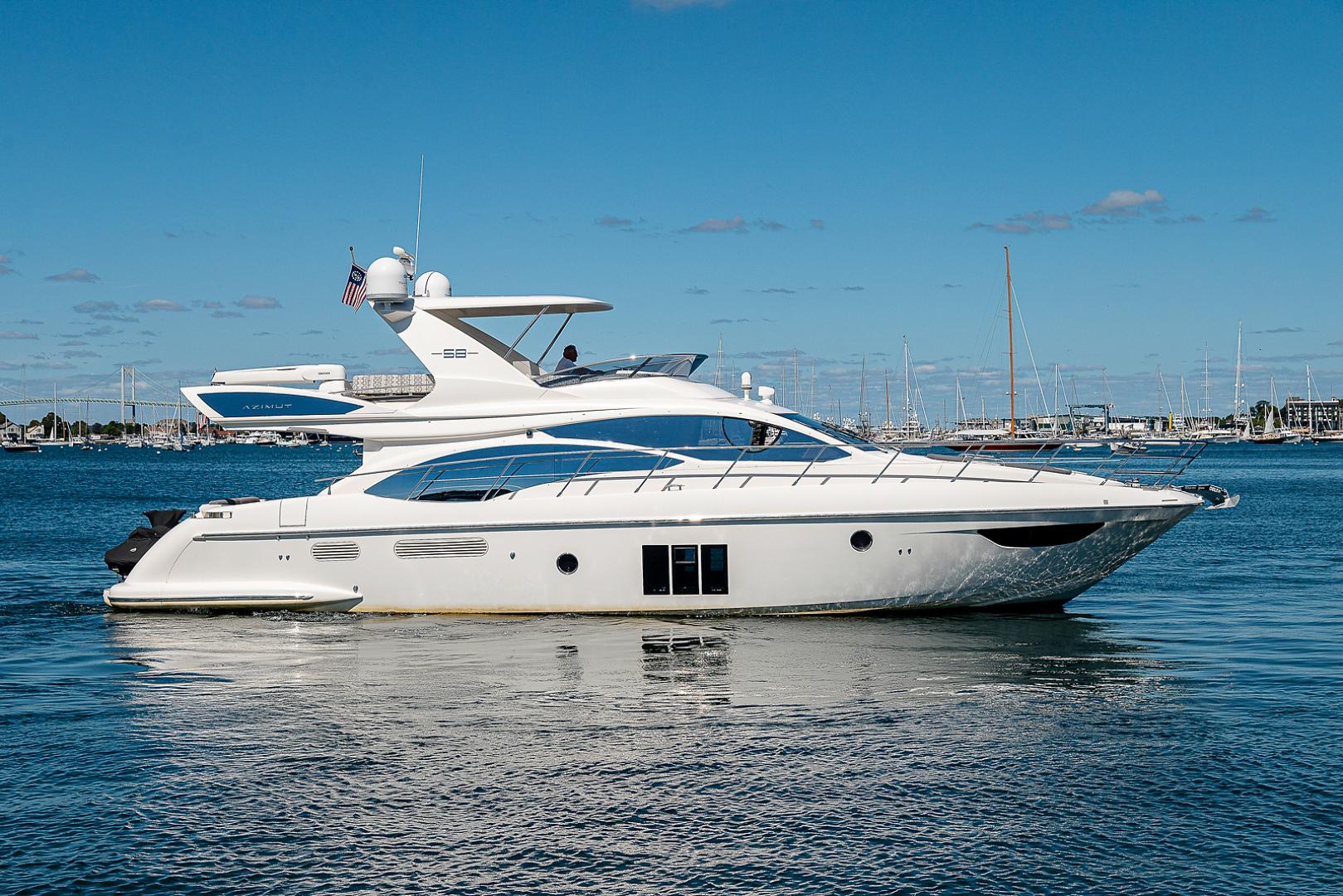 Azimut-58 Fly Motor Yacht 2011-Nova Fort Lauderdale-Florida-United States-58_azimut_nova__profiles16-1490556 | Thumbnail