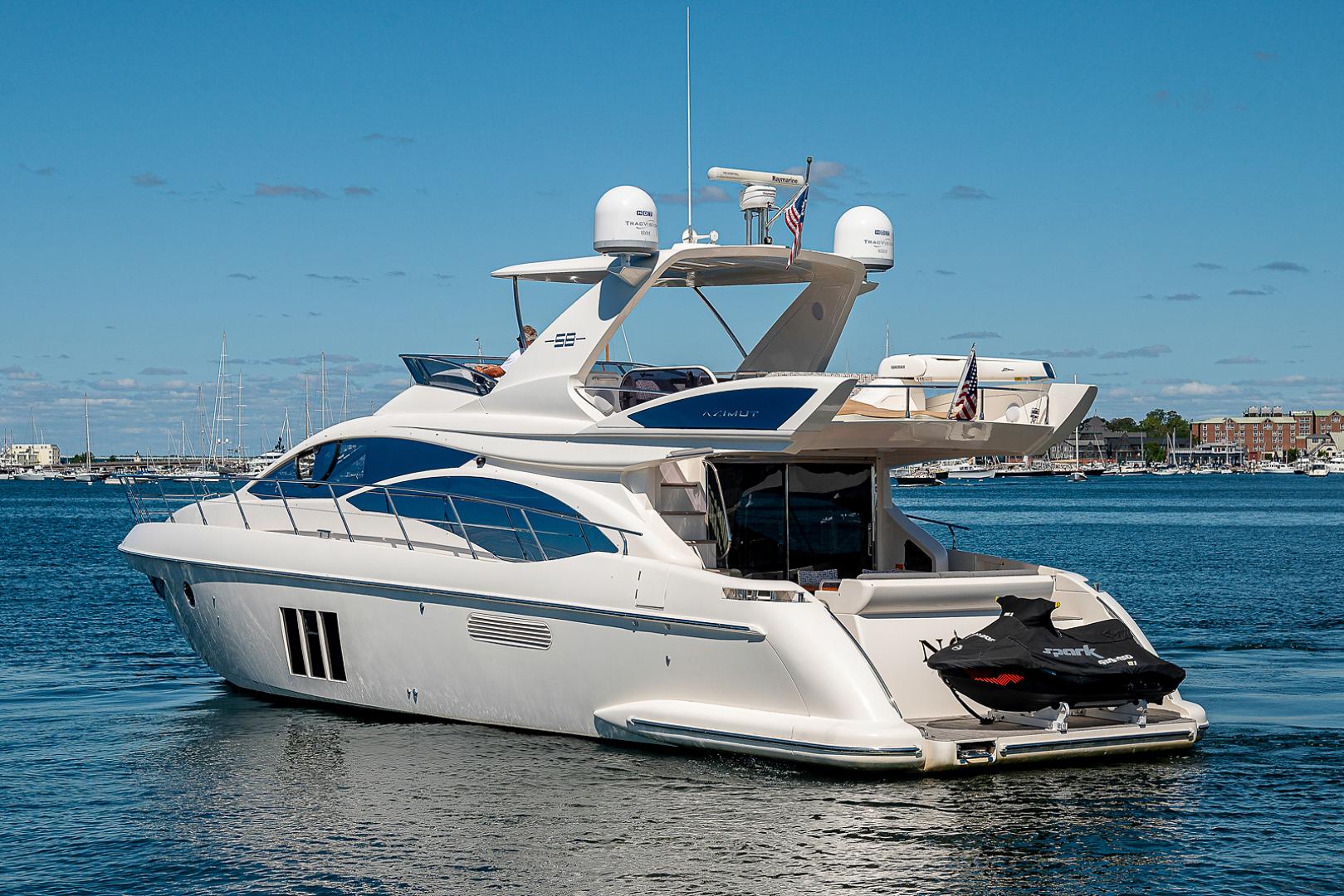 Azimut-58 Fly Motor Yacht 2011-Nova Fort Lauderdale-Florida-United States-58_azimut_nova__profiles12-1490552 | Thumbnail