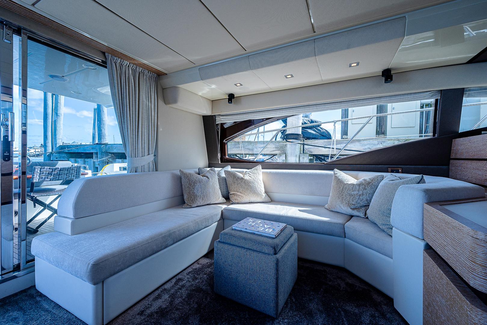 Azimut-58 Fly Motor Yacht 2011-Nova Fort Lauderdale-Florida-United States-58_azimut_nova__salon11-1490469 | Thumbnail