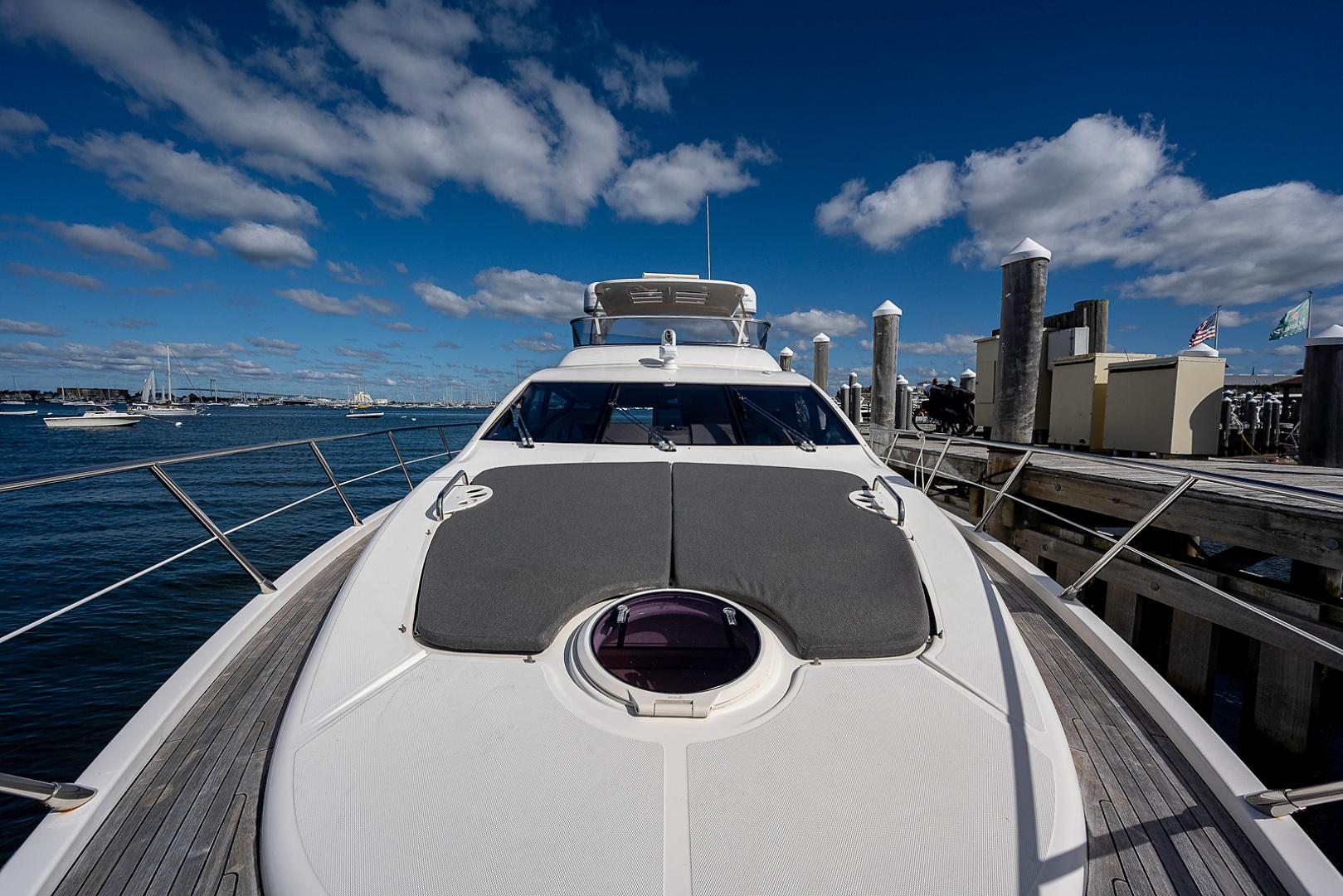 Azimut-58 Fly Motor Yacht 2011-Nova Fort Lauderdale-Florida-United States-58_azimut_nova__bow13-1490490 | Thumbnail