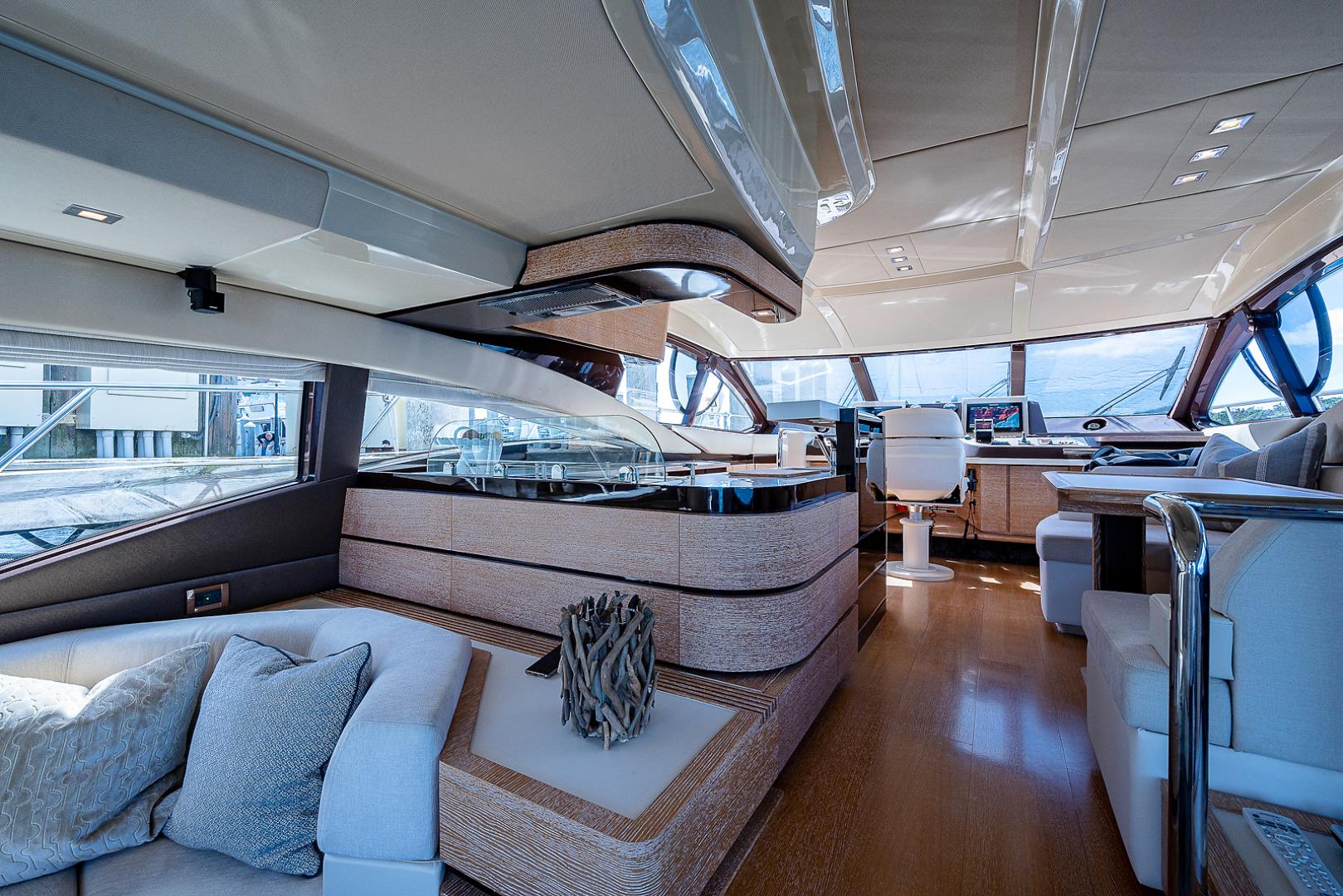 Azimut-58 Fly Motor Yacht 2011-Nova Fort Lauderdale-Florida-United States-58_azimut_nova__galley10-1490528 | Thumbnail