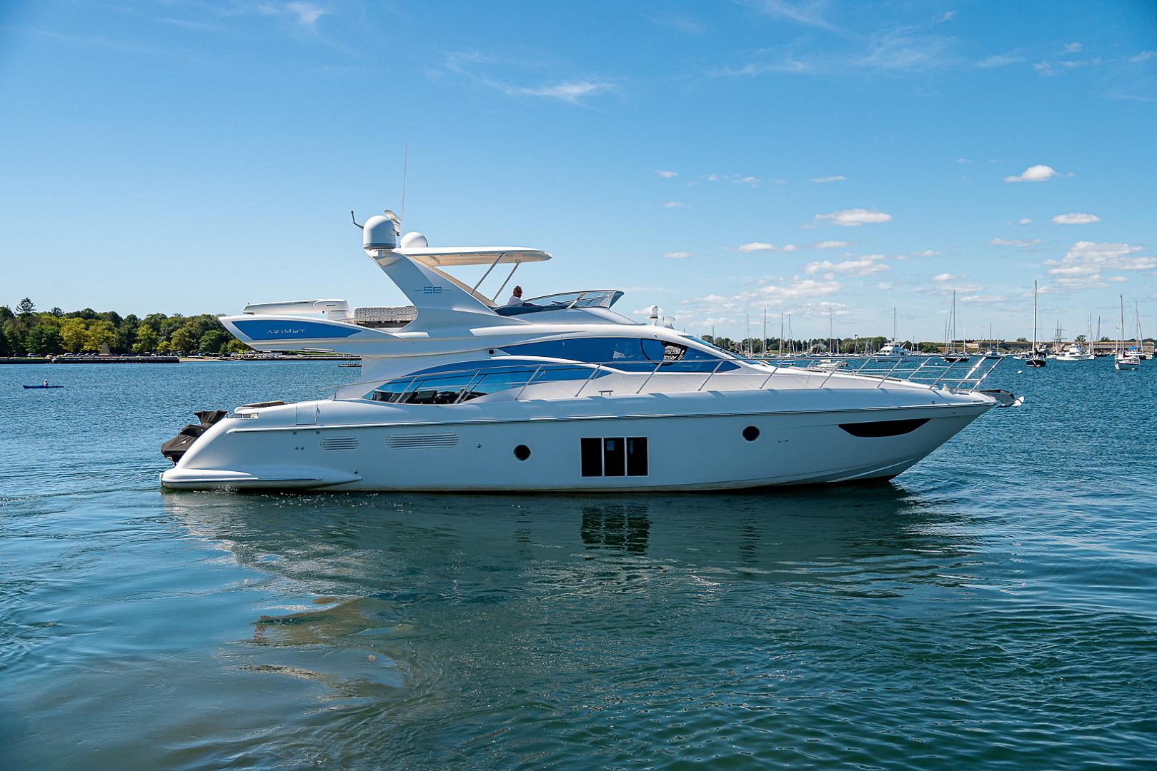 Azimut-58 Fly Motor Yacht 2011-Nova Fort Lauderdale-Florida-United States-58_azimut_nova__profiles25-1490463 | Thumbnail