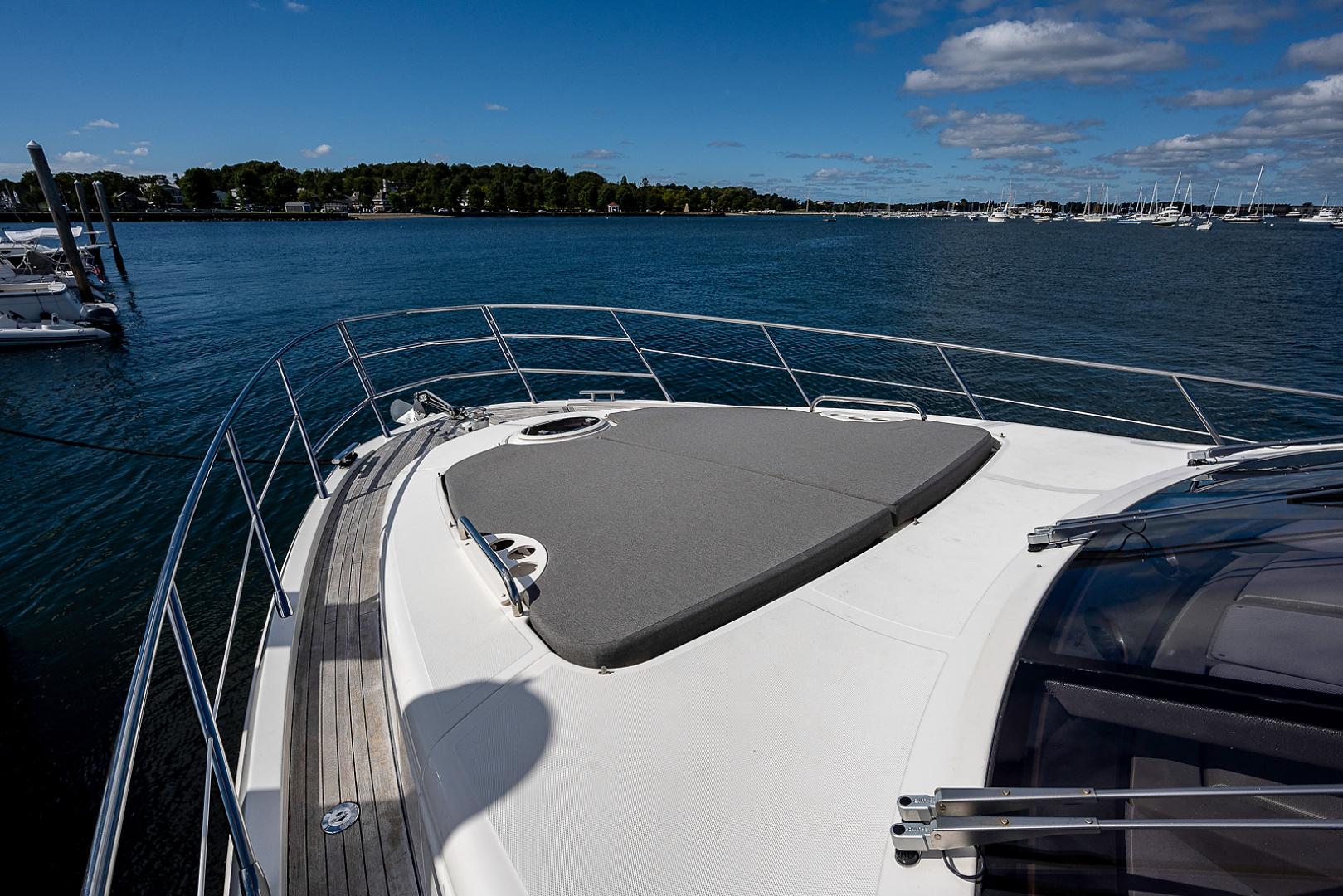Azimut-58 Fly Motor Yacht 2011-Nova Fort Lauderdale-Florida-United States-58_azimut_nova__bow11-1490488 | Thumbnail