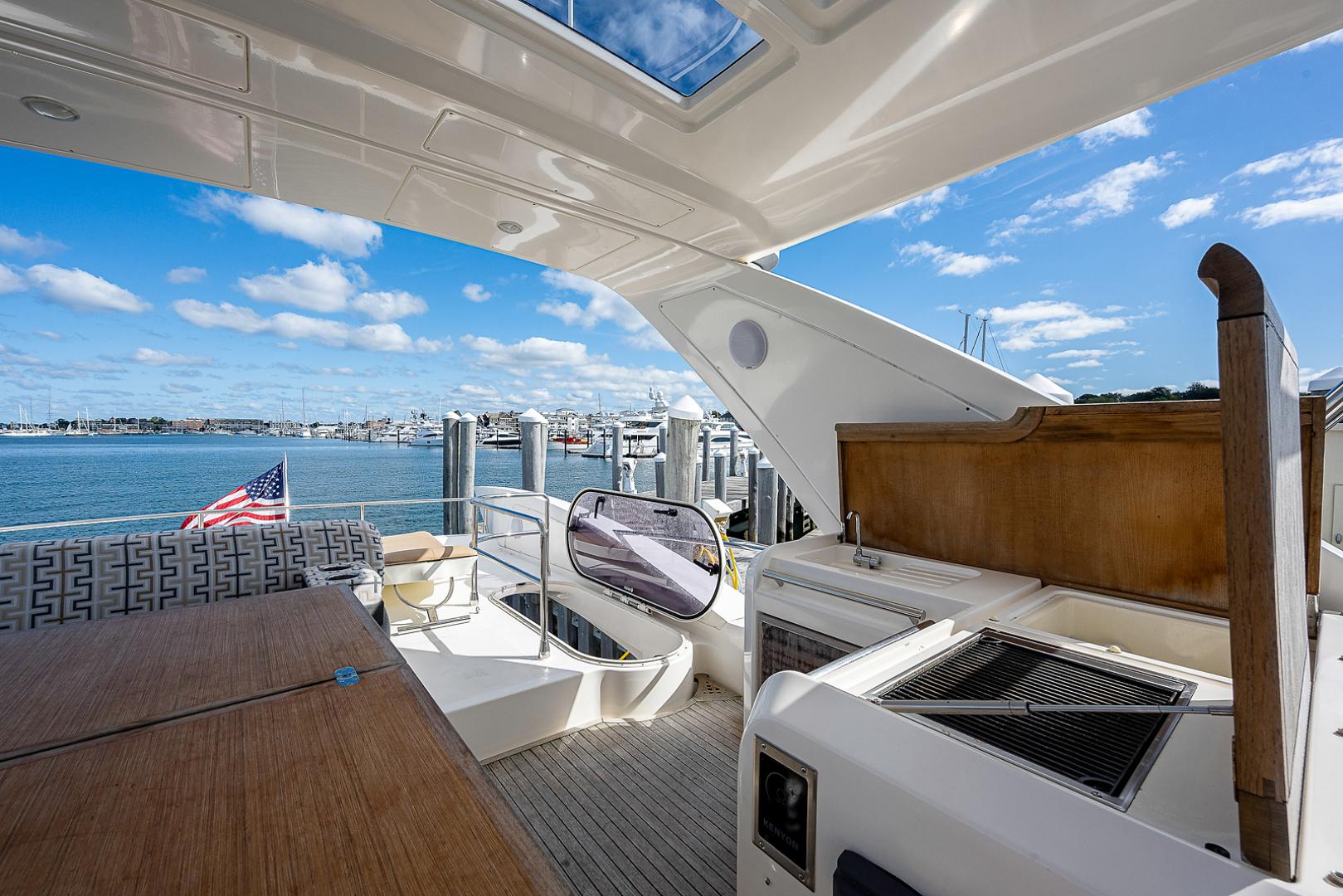 Azimut-58 Fly Motor Yacht 2011-Nova Fort Lauderdale-Florida-United States-58_azimut_nova__flybridge21-1490509 | Thumbnail