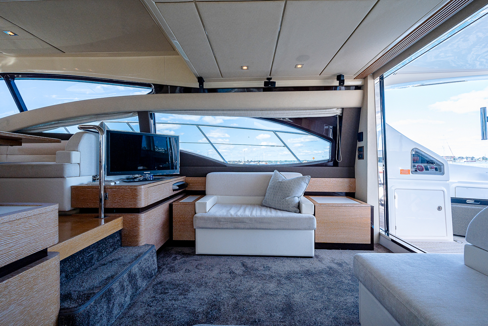 Azimut-58 Fly Motor Yacht 2011-Nova Fort Lauderdale-Florida-United States-58_azimut_nova__salon12-1490471 | Thumbnail
