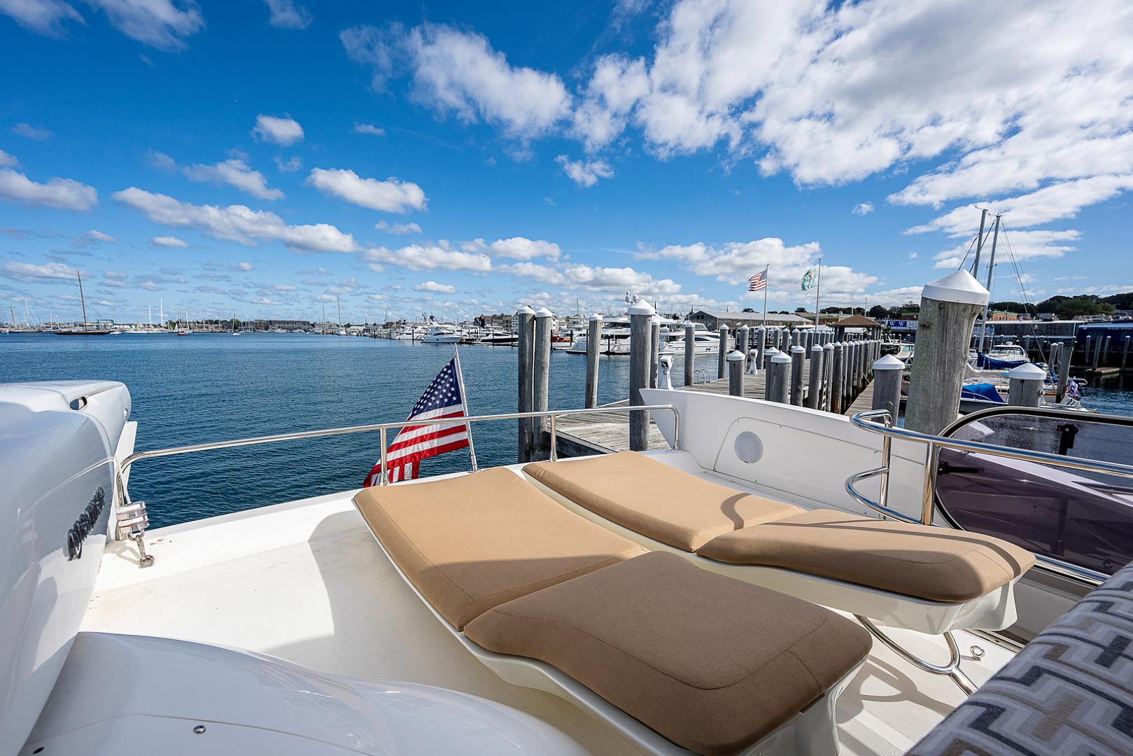 Azimut-58 Fly Motor Yacht 2011-Nova Fort Lauderdale-Florida-United States-58_azimut_nova__flybridge16-1490504 | Thumbnail