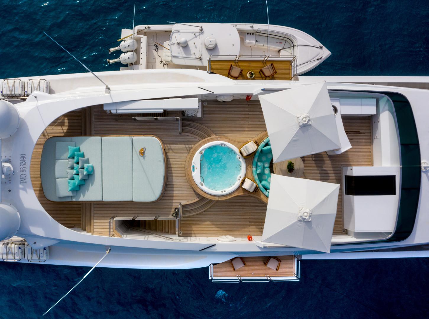Cantieri di Pisa-Motor Yacht 2013-BALISTA Nassau-Bahamas-1484111 | Thumbnail
