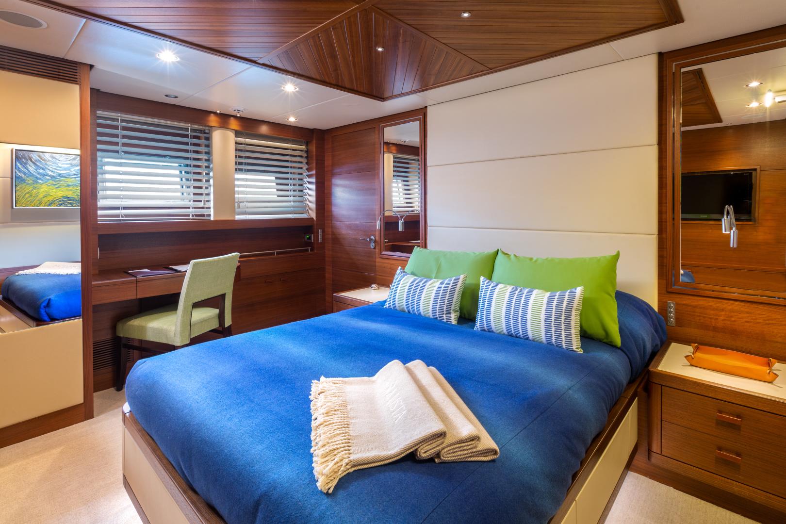 Cantieri di Pisa-Motor Yacht 2013-BALISTA Nassau-Bahamas-1484101 | Thumbnail