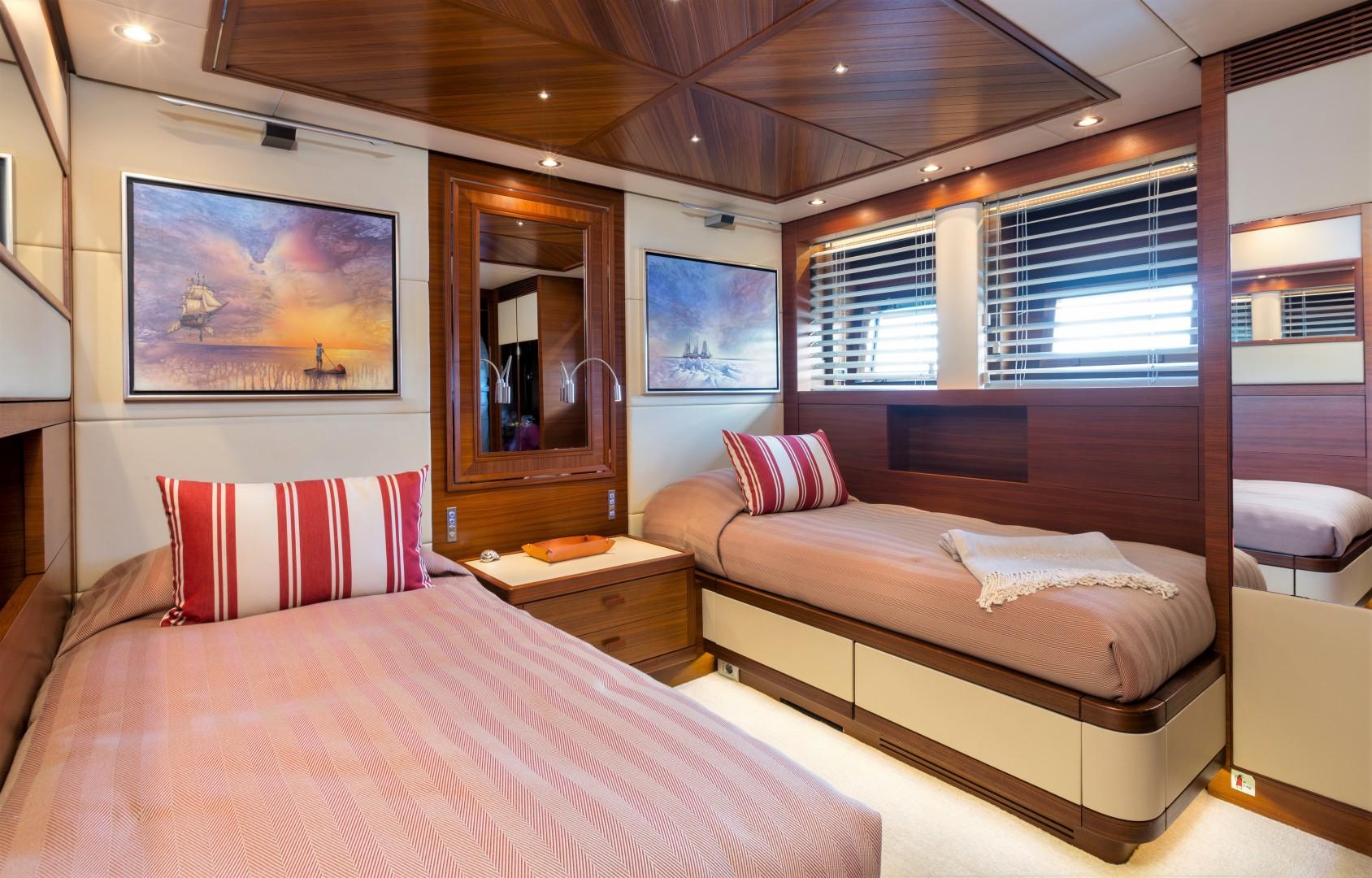 Cantieri di Pisa-Motor Yacht 2013-BALISTA Nassau-Bahamas-1484116 | Thumbnail