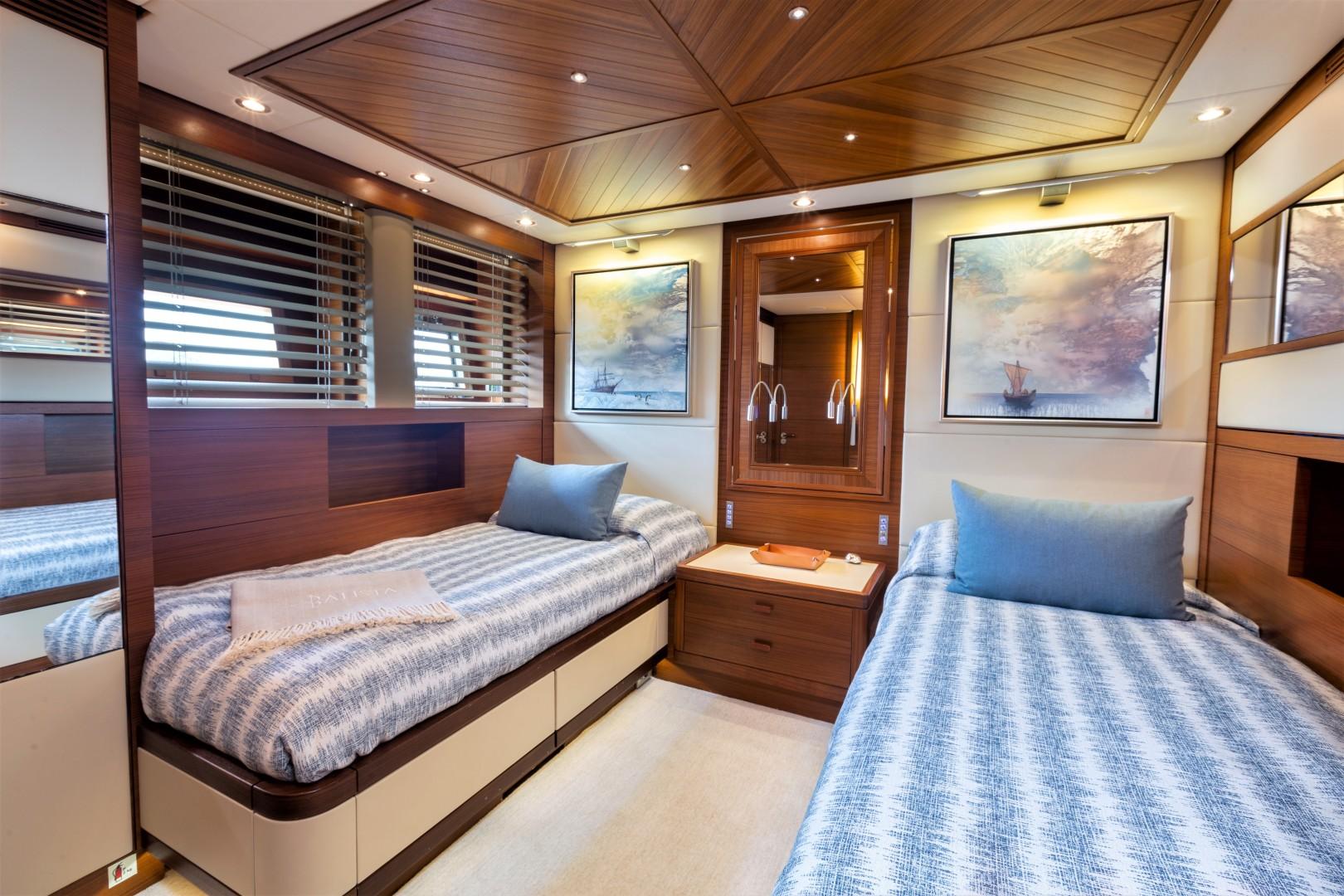 Cantieri di Pisa-Motor Yacht 2013-BALISTA Nassau-Bahamas-1484115 | Thumbnail