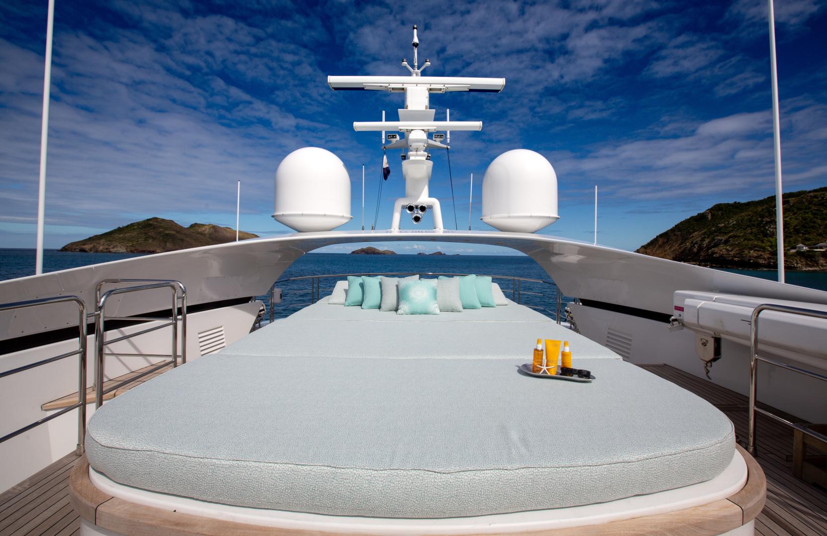 Cantieri di Pisa-Motor Yacht 2013-BALISTA Nassau-Bahamas-1484123 | Thumbnail