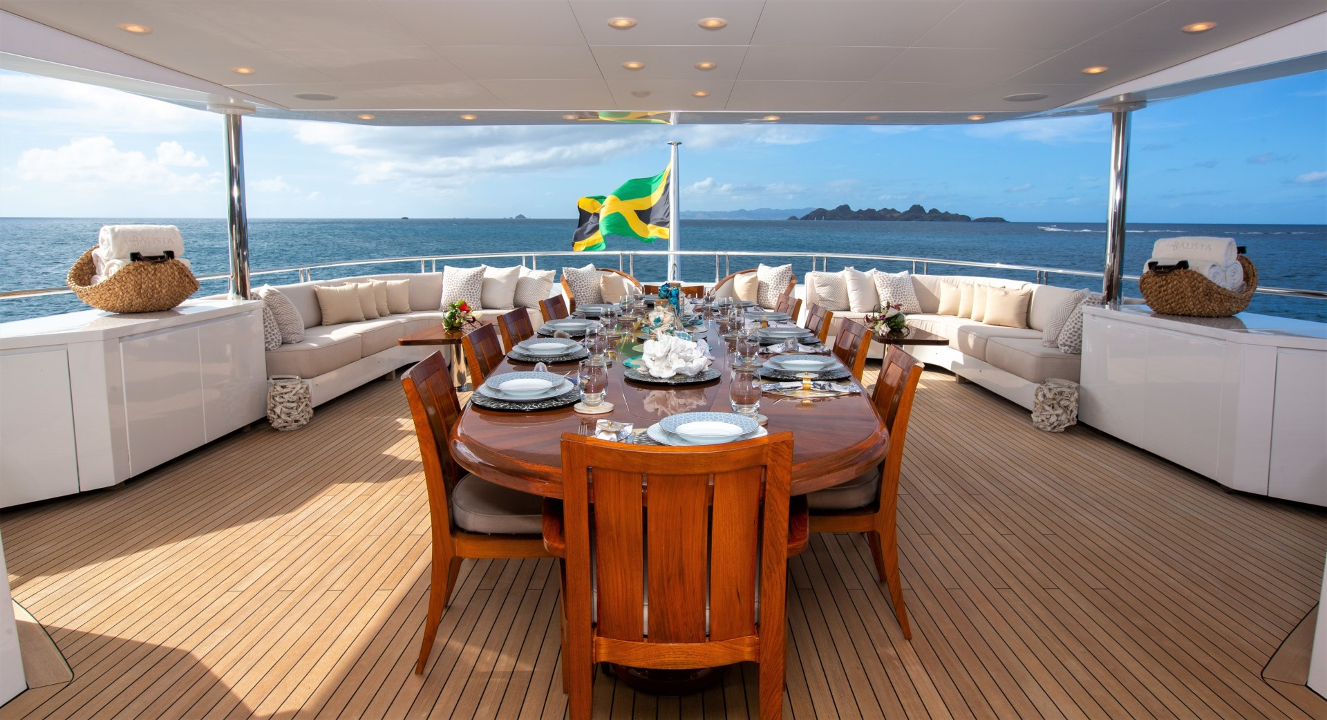 Cantieri di Pisa-Motor Yacht 2013-BALISTA Nassau-Bahamas-1484095 | Thumbnail