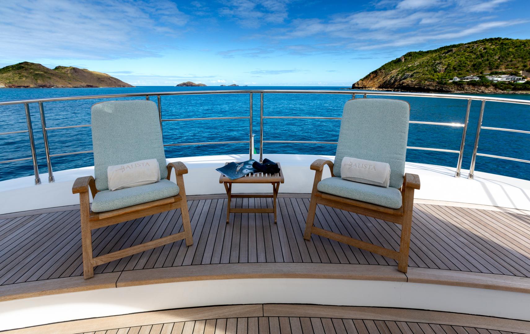 Cantieri di Pisa-Motor Yacht 2013-BALISTA Nassau-Bahamas-1484120 | Thumbnail