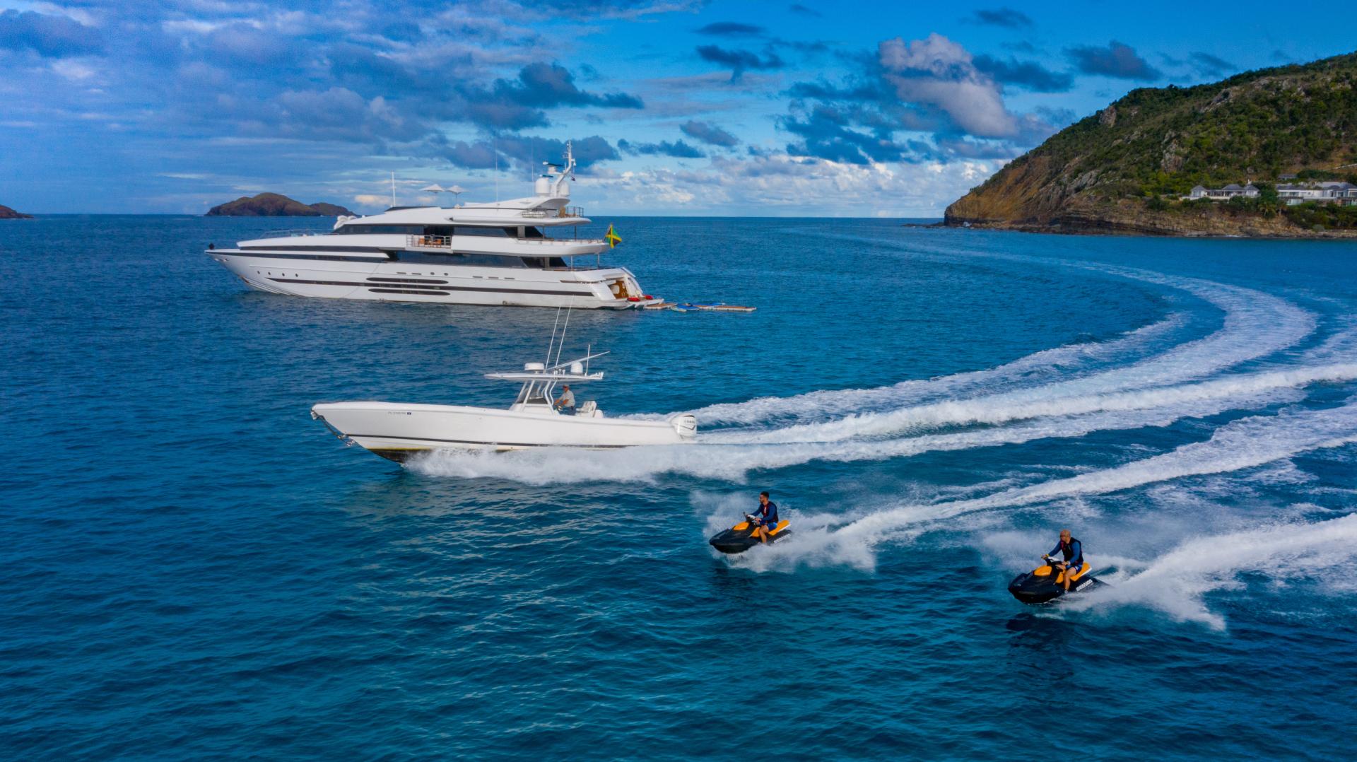 Cantieri di Pisa-Motor Yacht 2013-BALISTA Nassau-Bahamas-1484114 | Thumbnail