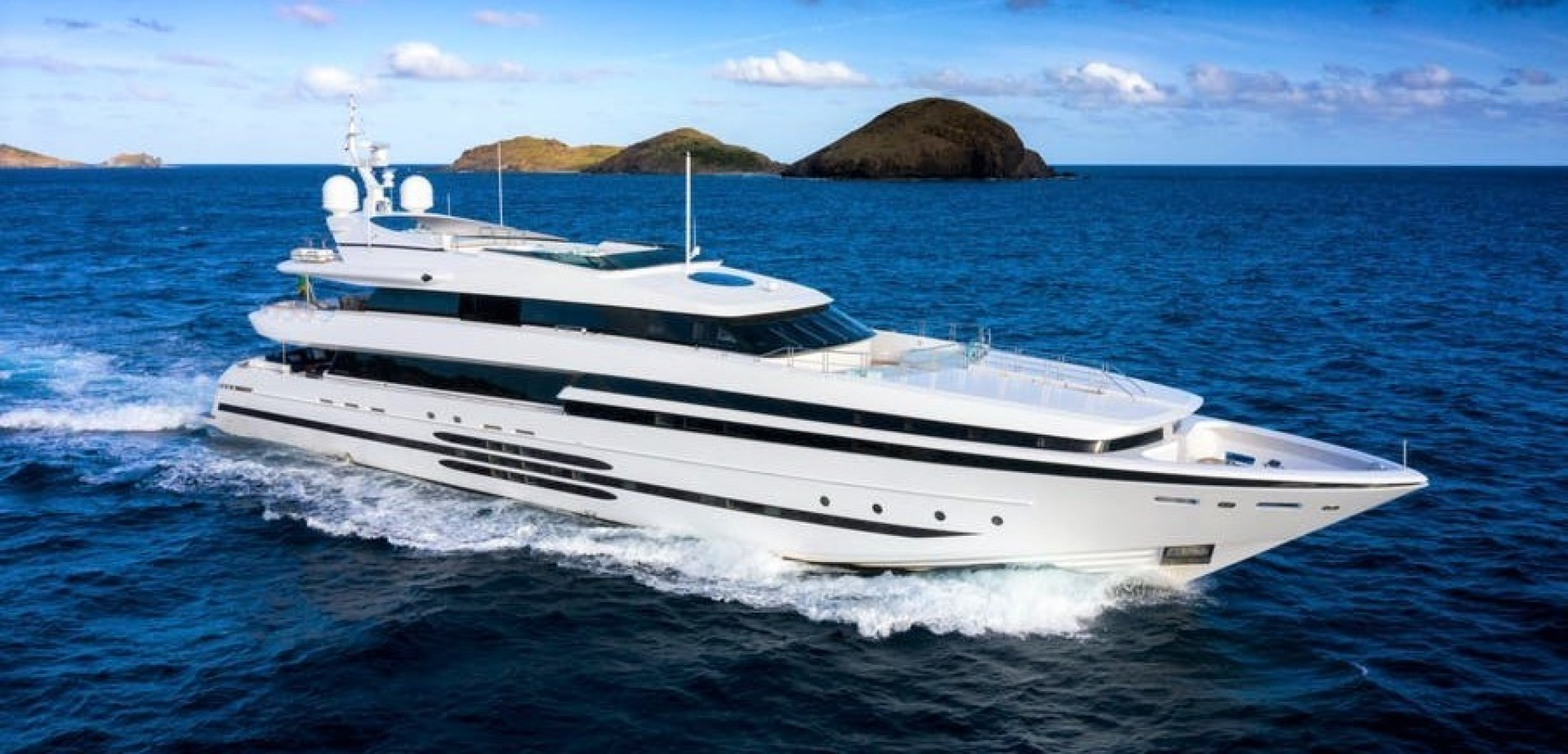 "2013 Cantieri di Pisa 153' Motor Yacht ""BALISTA"""