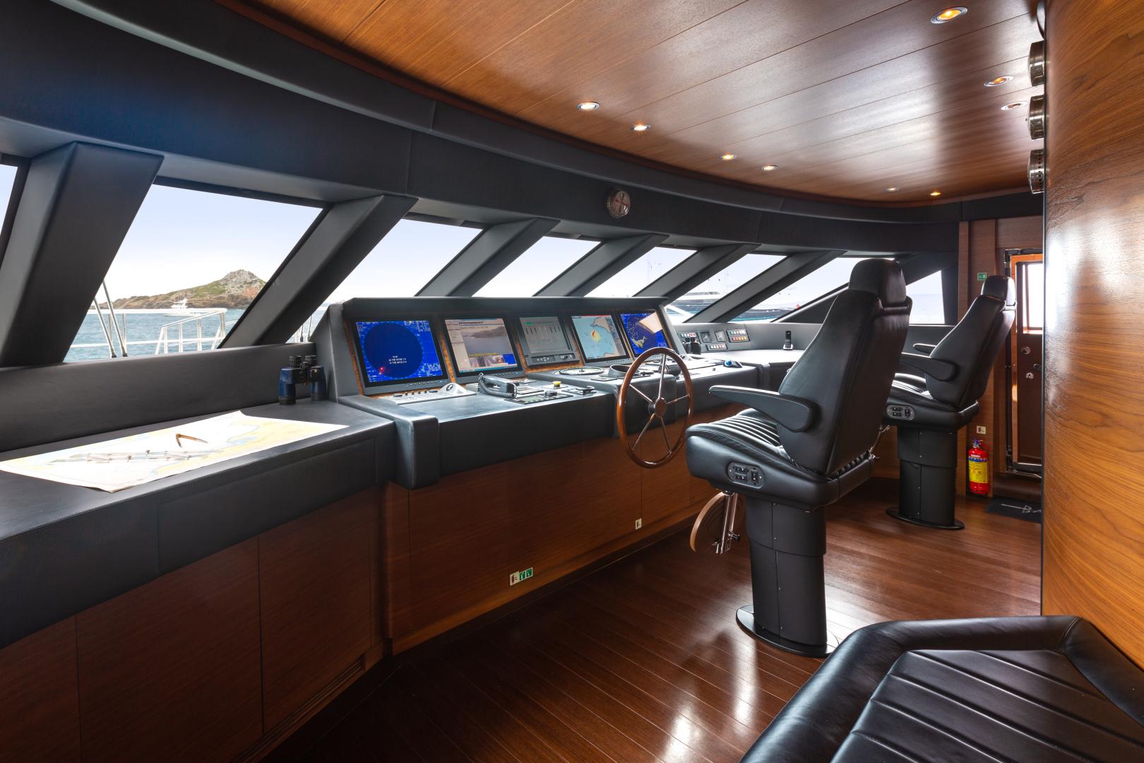 Cantieri di Pisa-Motor Yacht 2013-BALISTA Nassau-Bahamas-1484109 | Thumbnail