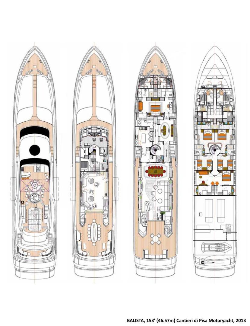 Cantieri di Pisa-Motor Yacht 2013-BALISTA Nassau-Bahamas-1484105 | Thumbnail