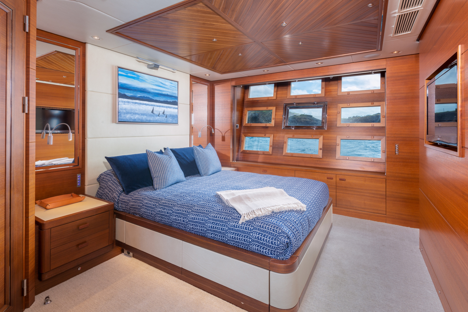 Cantieri di Pisa-Motor Yacht 2013-BALISTA Nassau-Bahamas-1484128 | Thumbnail