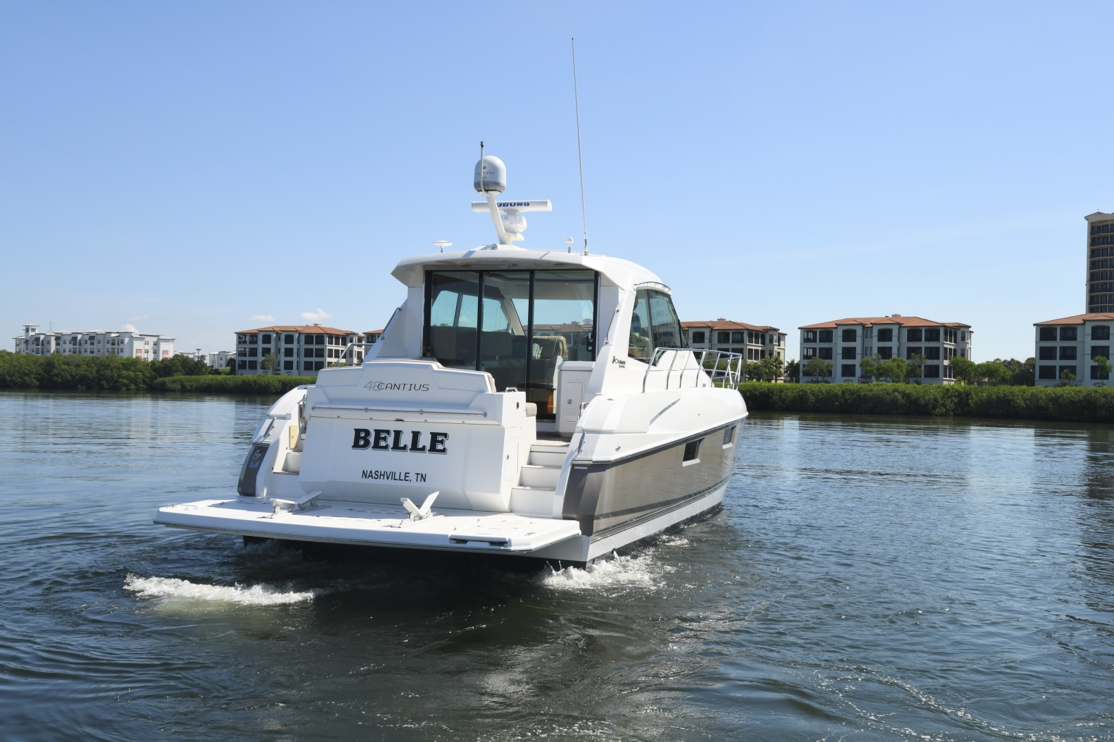 Cruisers-48 Cantius 2012-BELLE Tampa-Florida-United States-2012 48 Cruisers Yachts Cantius  BELLE  Profile-1483010 | Thumbnail