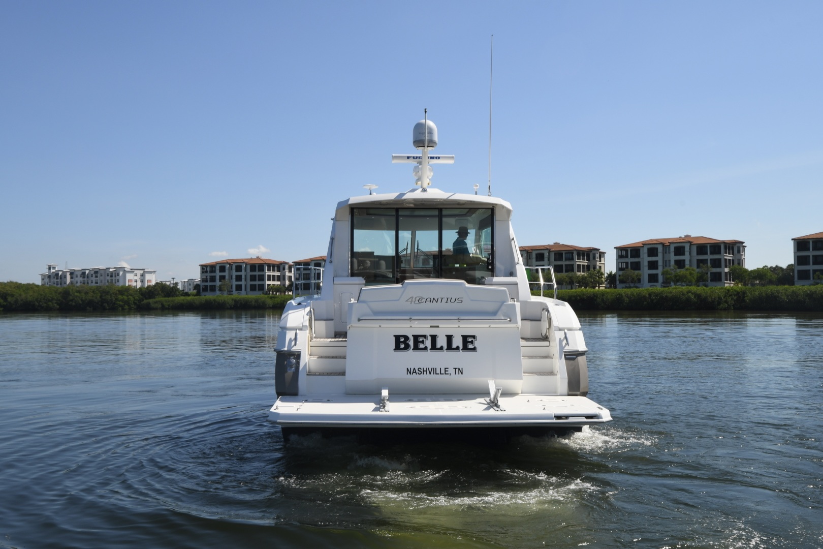 Cruisers-48 Cantius 2012-BELLE Tampa-Florida-United States-2012 48 Cruisers Yachts Cantius  BELLE  Profile-1483009 | Thumbnail