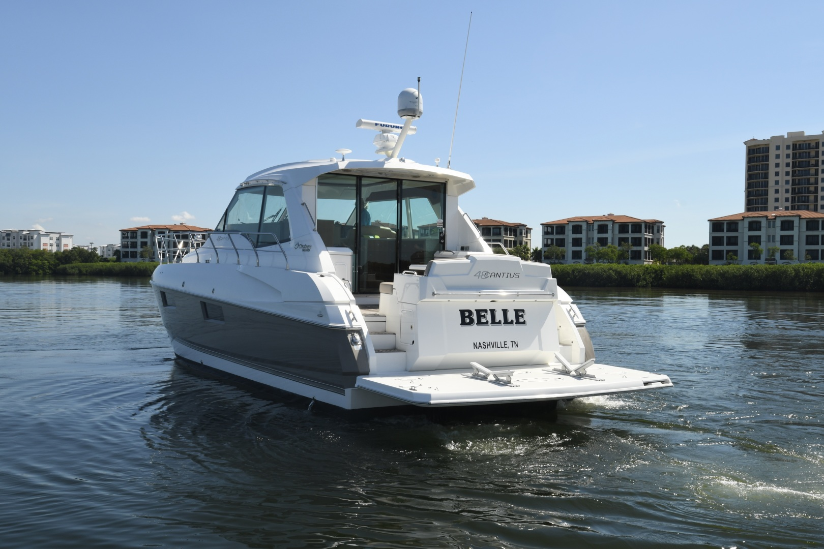 Cruisers-48 Cantius 2012-BELLE Tampa-Florida-United States-2012 48 Cruisers Yachts Cantius  BELLE  Profile-1483007 | Thumbnail