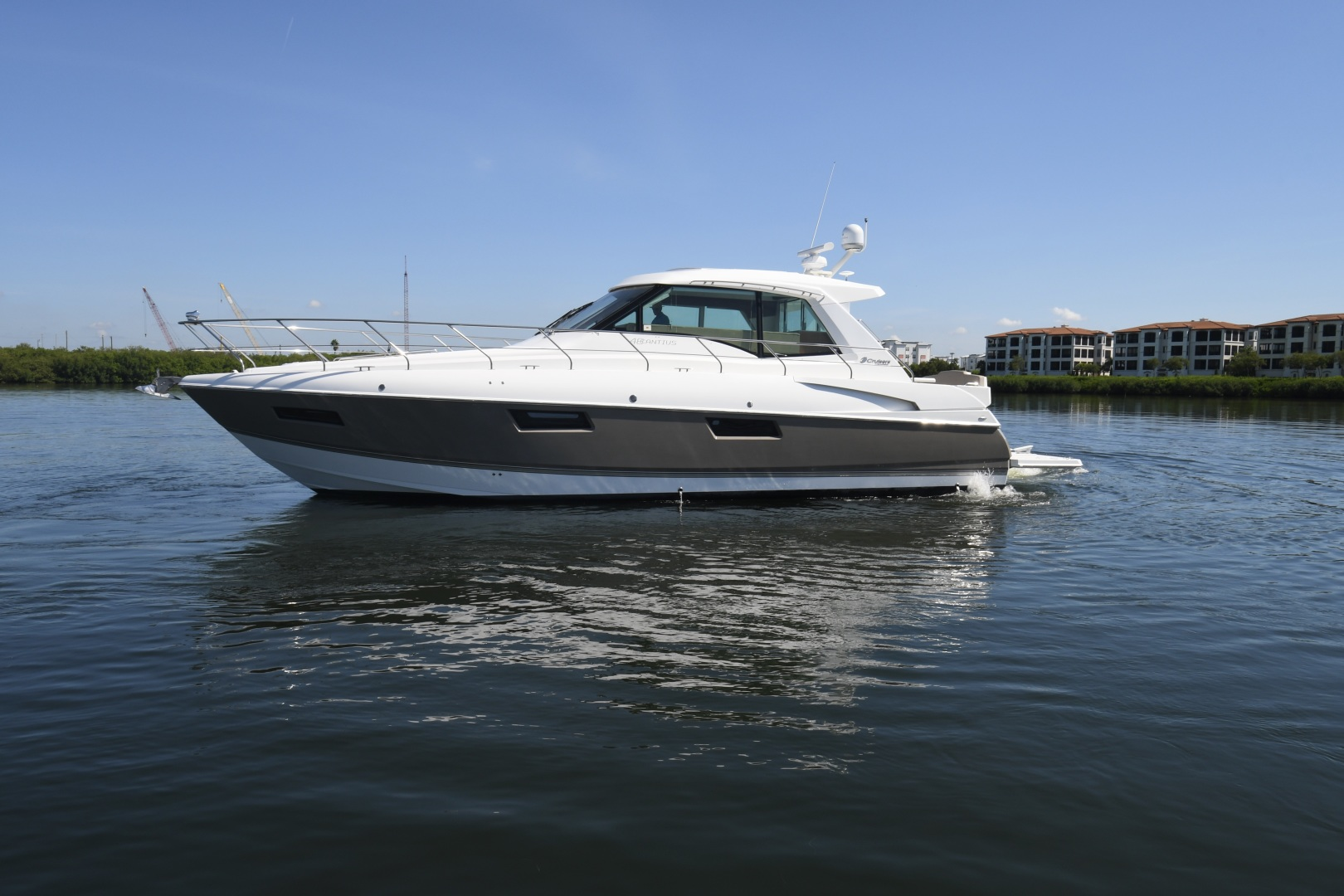 Cruisers-48 Cantius 2012-BELLE Tampa-Florida-United States-2012 48 Cruisers Yachts Cantius  BELLE  Profile-1483005 | Thumbnail