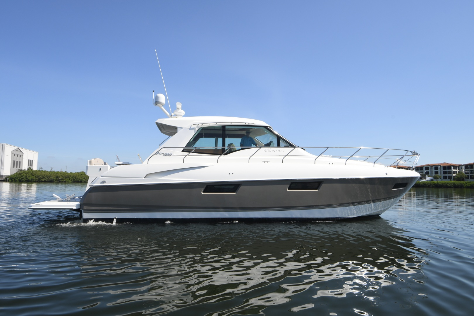 Cruisers-48 Cantius 2012-BELLE Tampa-Florida-United States-2012 48 Cruisers Yachts Cantius  BELLE  Profile-1482994 | Thumbnail
