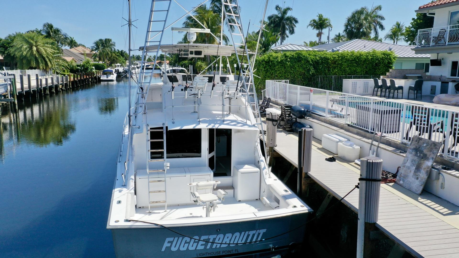 Bertram-50 Sportfish 1988-Fuggetaboutit Lighthouse Point-Florida-United States-1483603 | Thumbnail