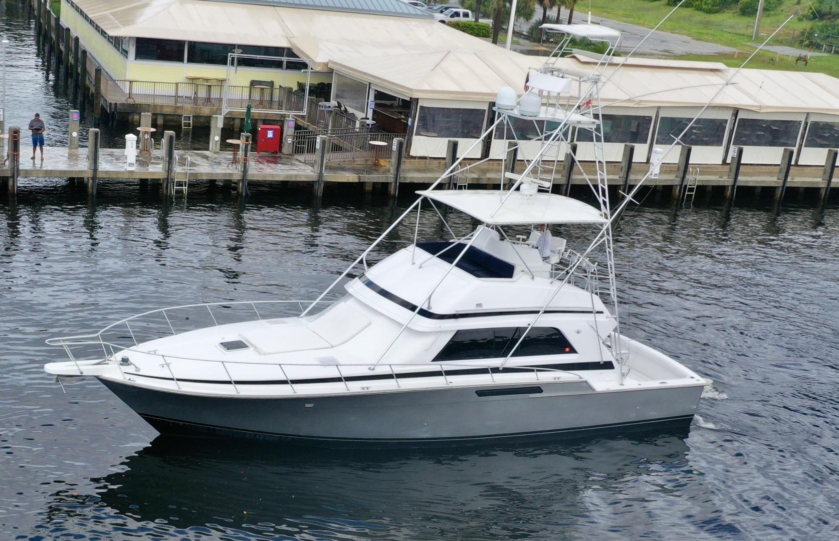 Bertram-50 Sportfish 1988-Fuggetaboutit Lighthouse Point-Florida-United States-1483623 | Thumbnail