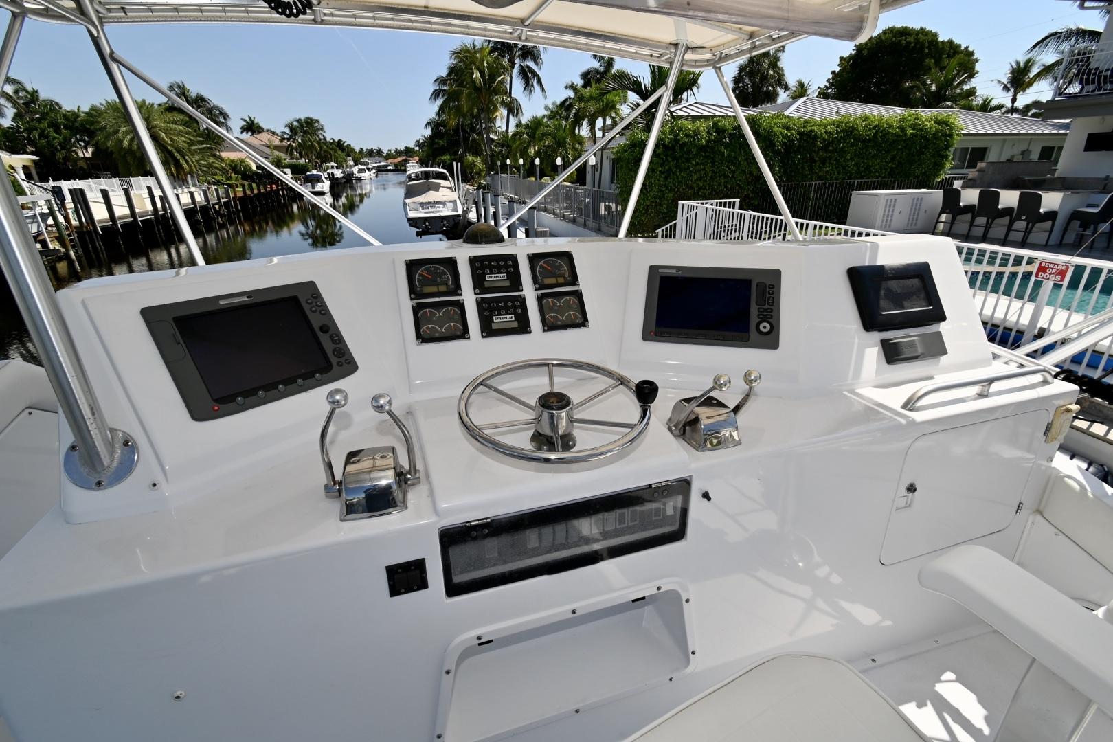 Bertram-50 Sportfish 1988-Fuggetaboutit Lighthouse Point-Florida-United States-1483587 | Thumbnail