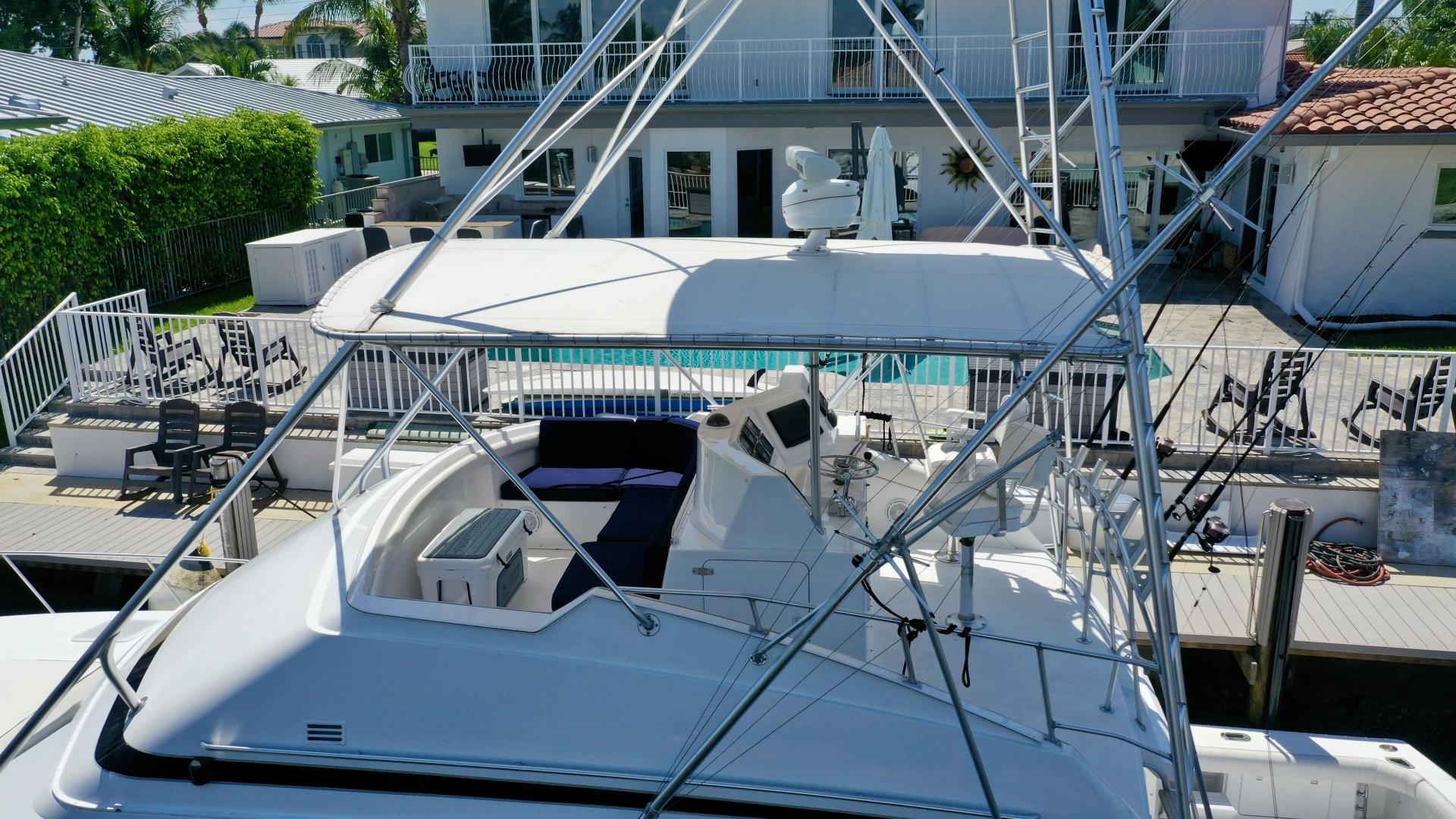 Bertram-50 Sportfish 1988-Fuggetaboutit Lighthouse Point-Florida-United States-1483606 | Thumbnail