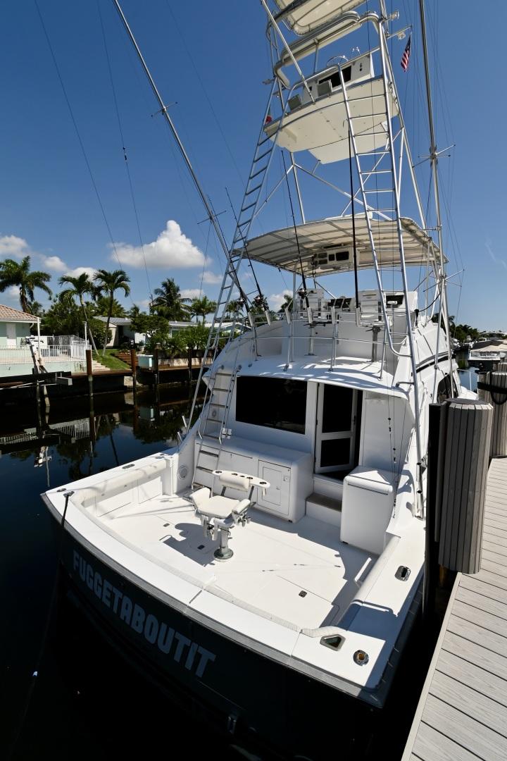 Bertram-50 Sportfish 1988-Fuggetaboutit Lighthouse Point-Florida-United States-1483594 | Thumbnail