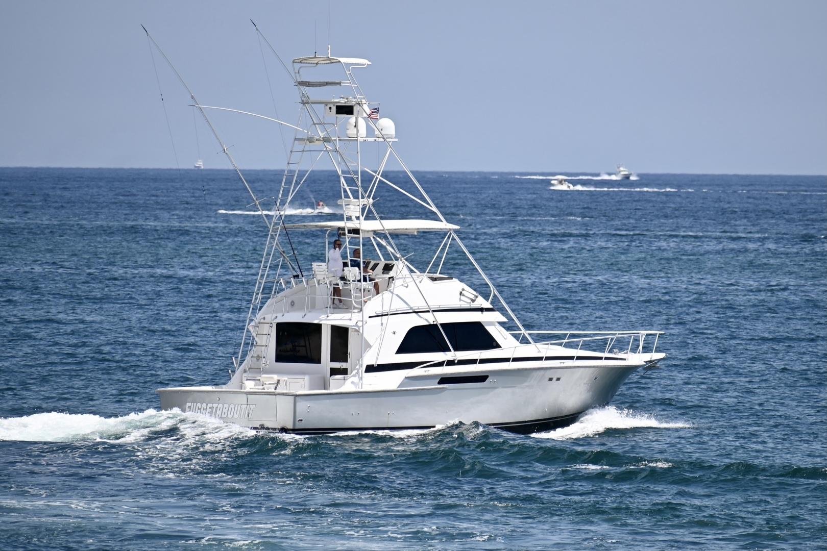 Bertram-50 Sportfish 1988-Fuggetaboutit Lighthouse Point-Florida-United States-1492273 | Thumbnail