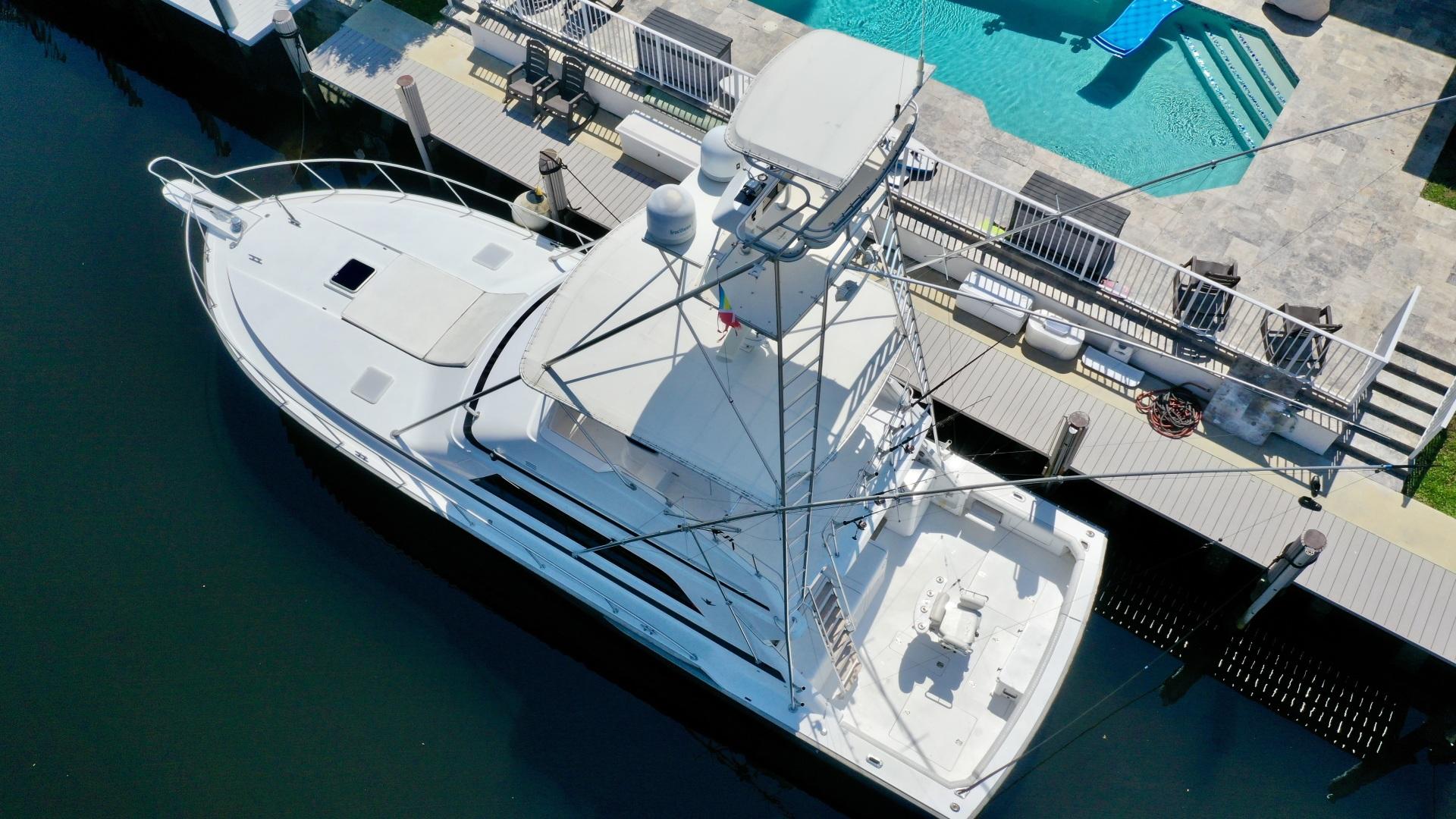 Bertram-50 Sportfish 1988-Fuggetaboutit Lighthouse Point-Florida-United States-1483605 | Thumbnail