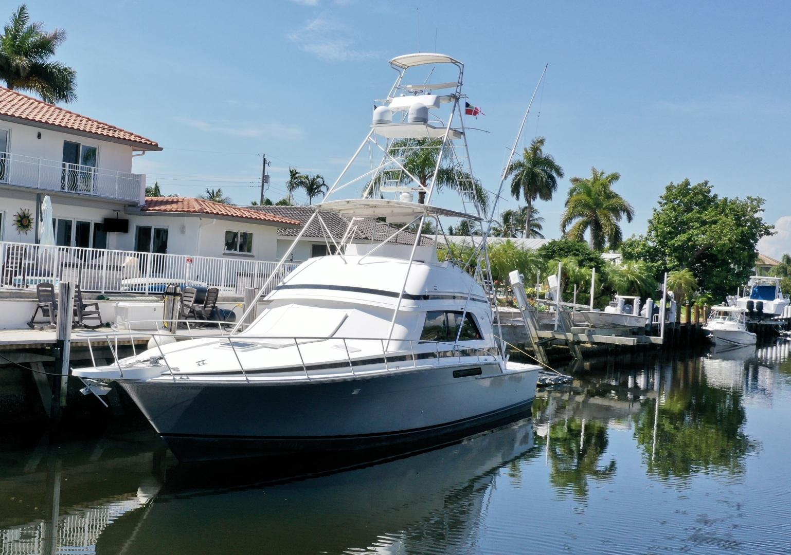Bertram-50 Sportfish 1988-Fuggetaboutit Lighthouse Point-Florida-United States-1483600 | Thumbnail