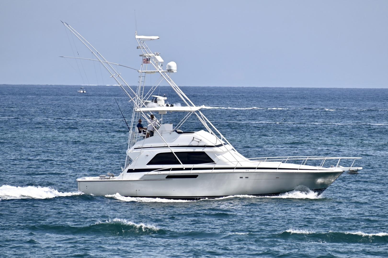 Bertram-50 Sportfish 1988-Fuggetaboutit Lighthouse Point-Florida-United States-1492274 | Thumbnail