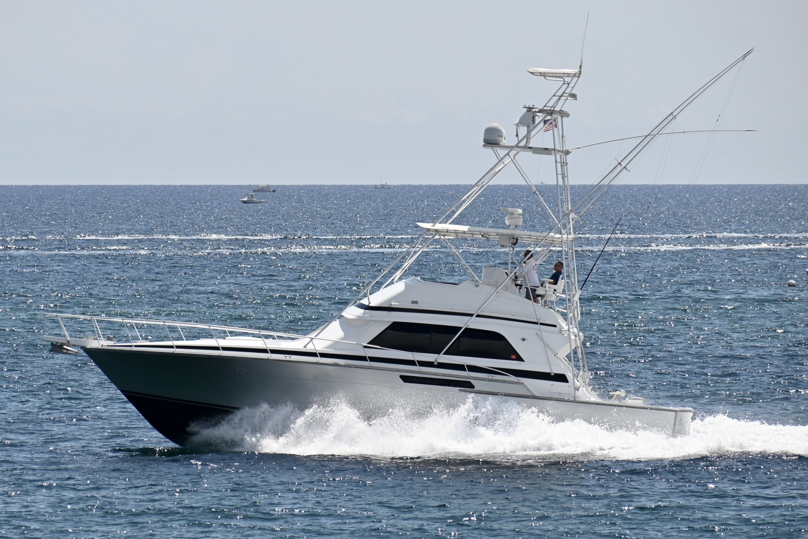 Bertram-50 Sportfish 1988-Fuggetaboutit Lighthouse Point-Florida-United States-1492278 | Thumbnail