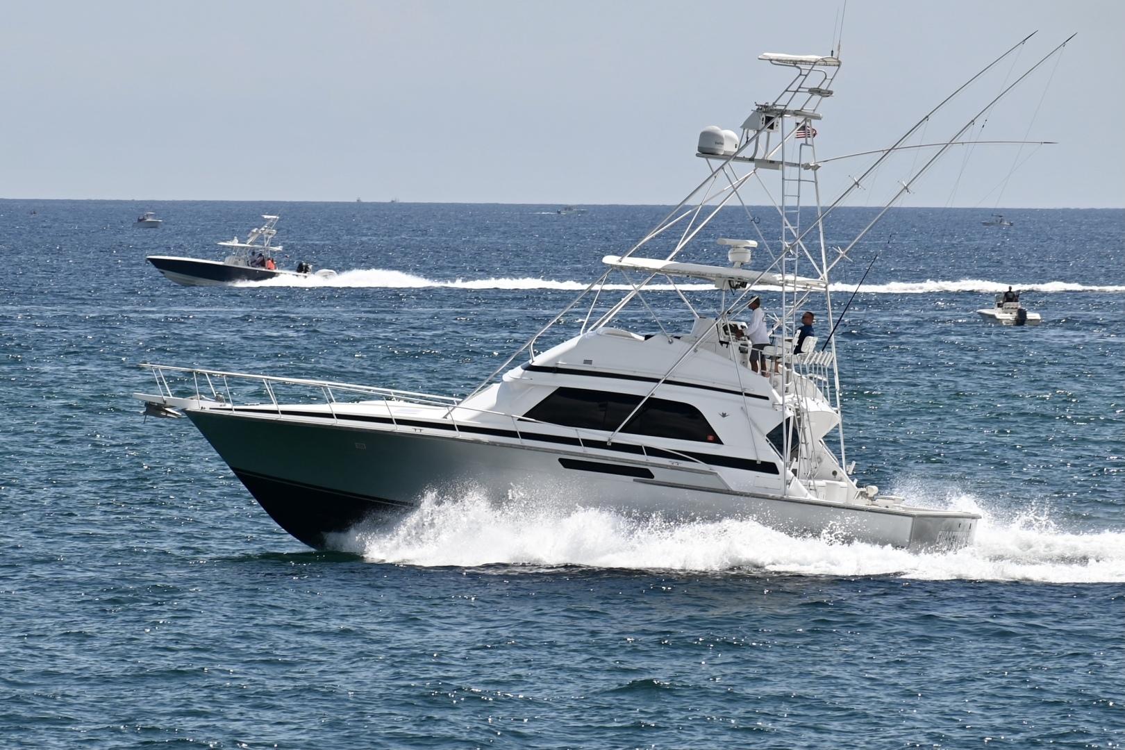 Bertram-50 Sportfish 1988-Fuggetaboutit Lighthouse Point-Florida-United States-1492279 | Thumbnail