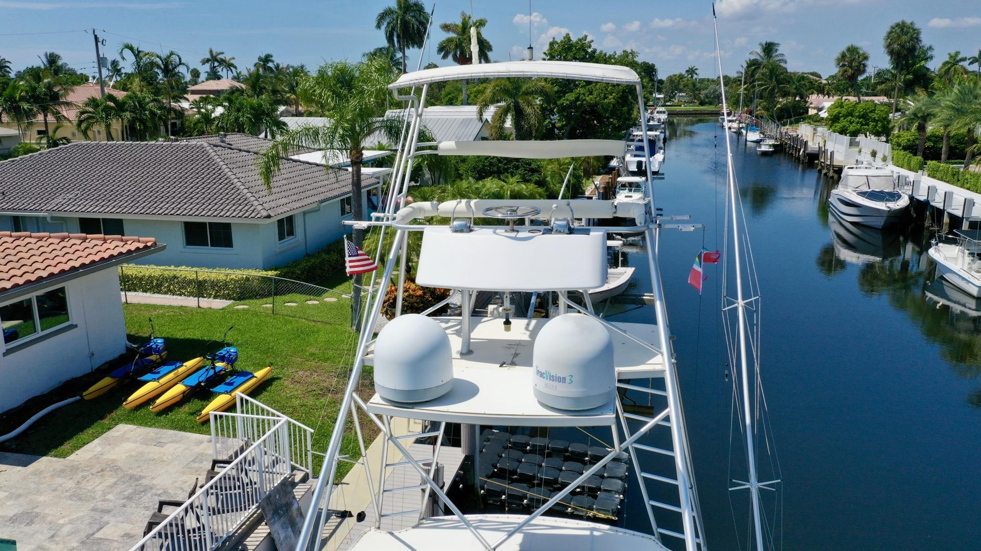 Bertram-50 Sportfish 1988-Fuggetaboutit Lighthouse Point-Florida-United States-1483608 | Thumbnail