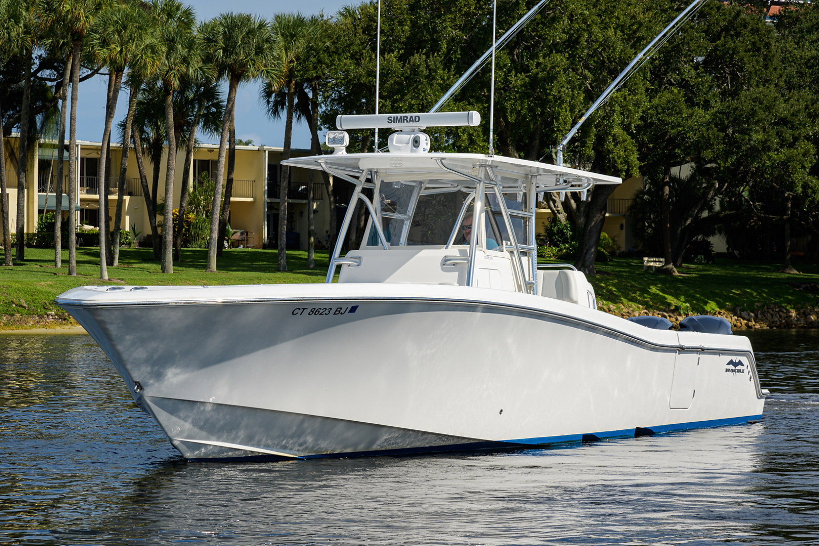 Invincible-Open Fisherman 2017-Y KNOT North Palm Beach-Florida-United States-Y KNOT-1510193 | Thumbnail