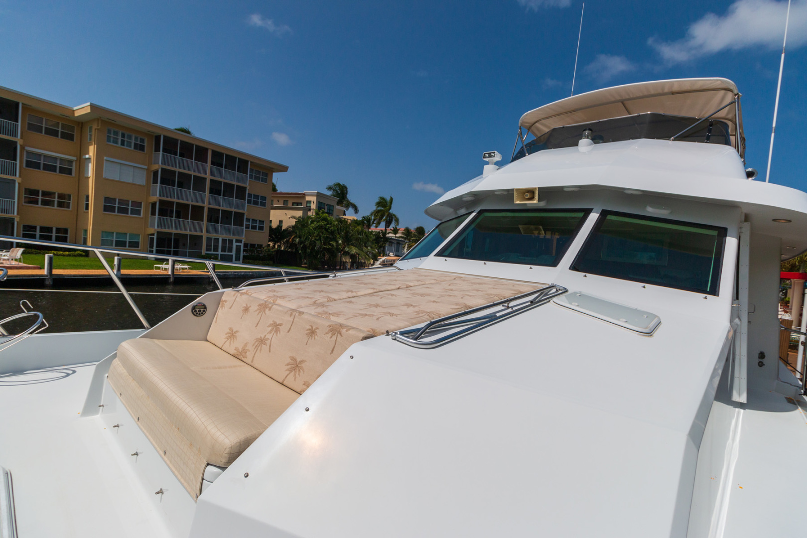 Hatteras-Sport Deck 1998-No Name Fort Lauderdale-Florida-United States-1483814 | Thumbnail