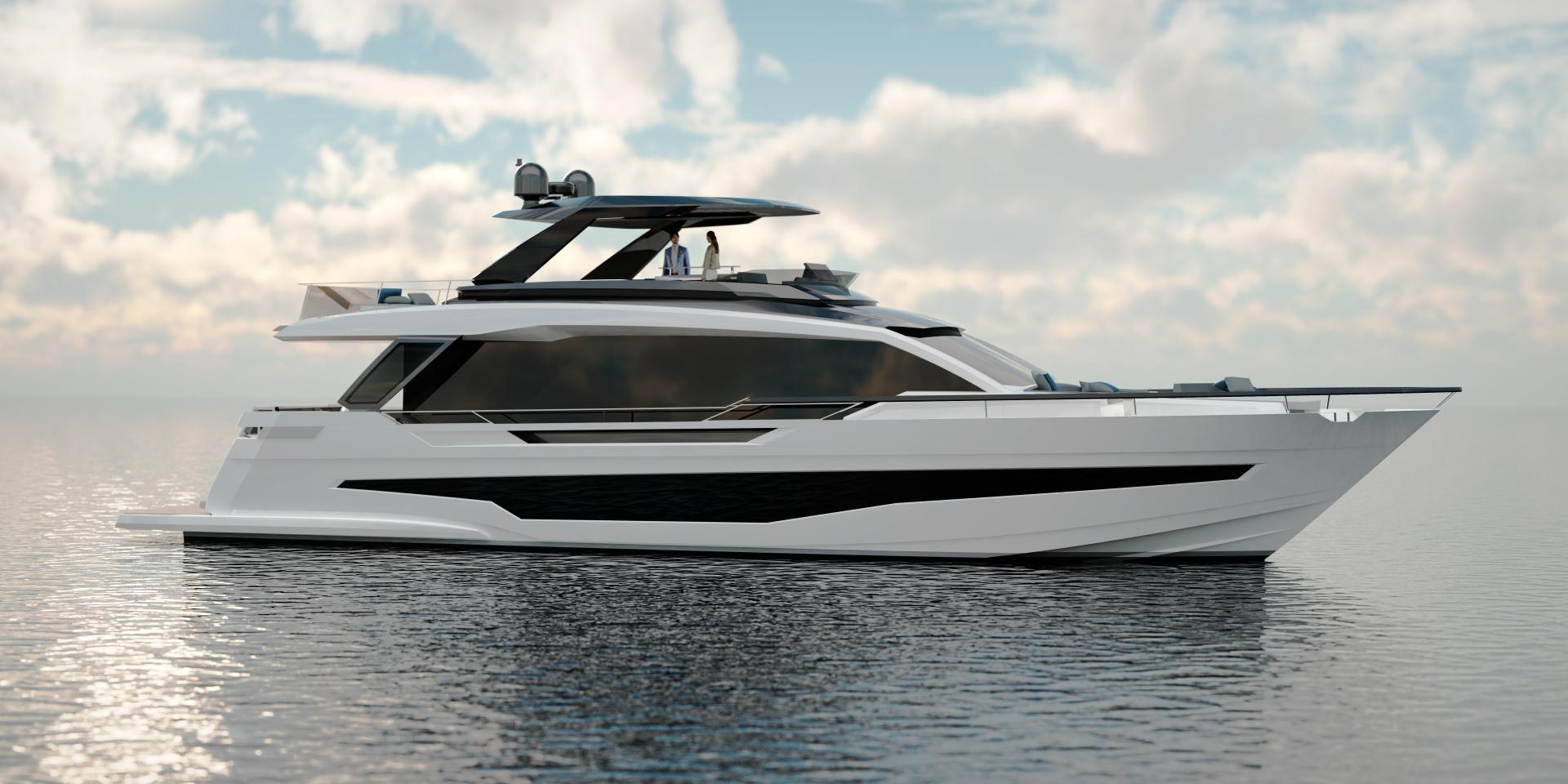 2021 Astondoa 82' AS8 Flybridge