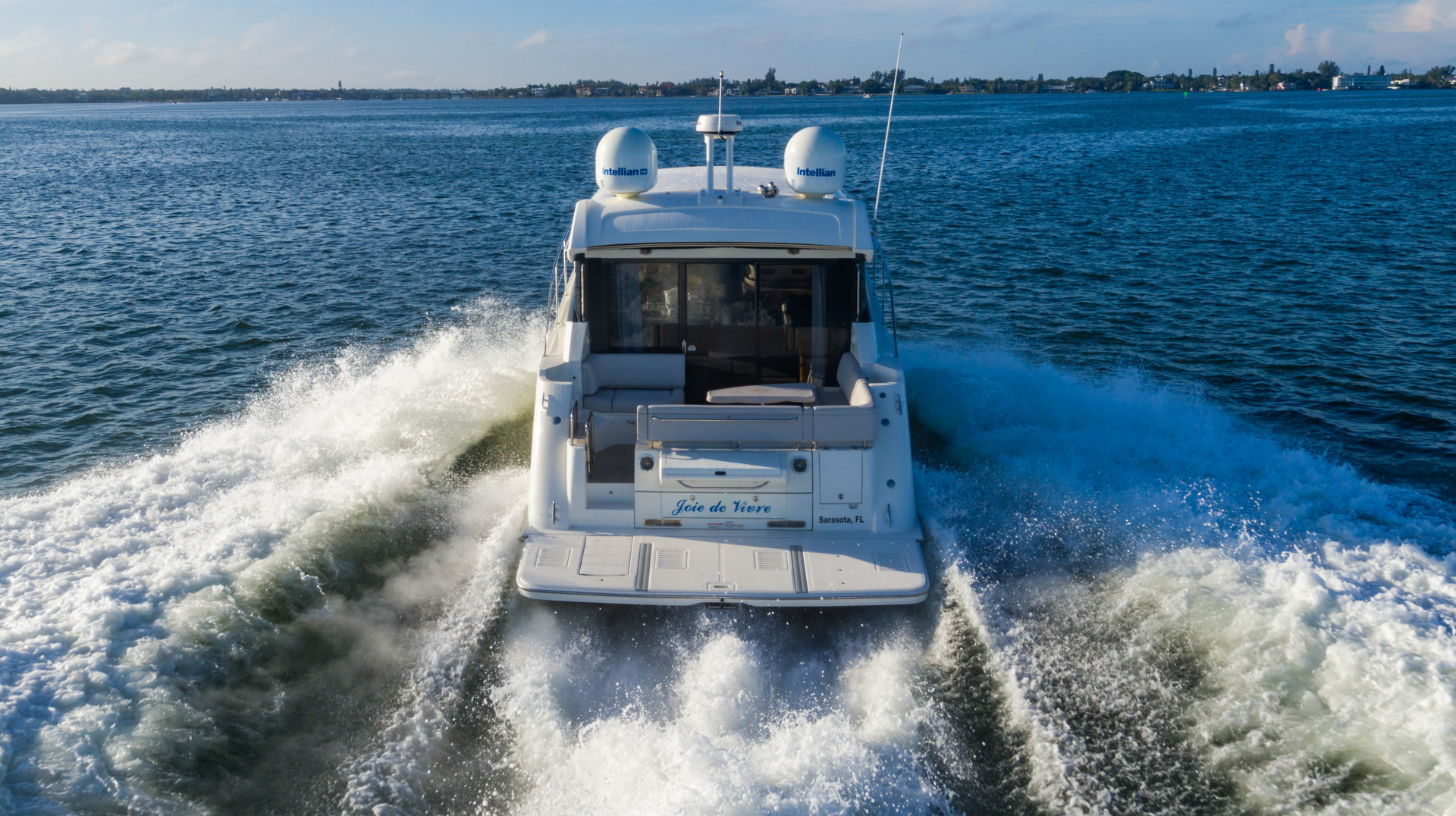 Sea Ray-460 DA 2017-Joie De Vivre Sarasota-Florida-United States-46 Sea Ray Sundancer-1486490 | Thumbnail