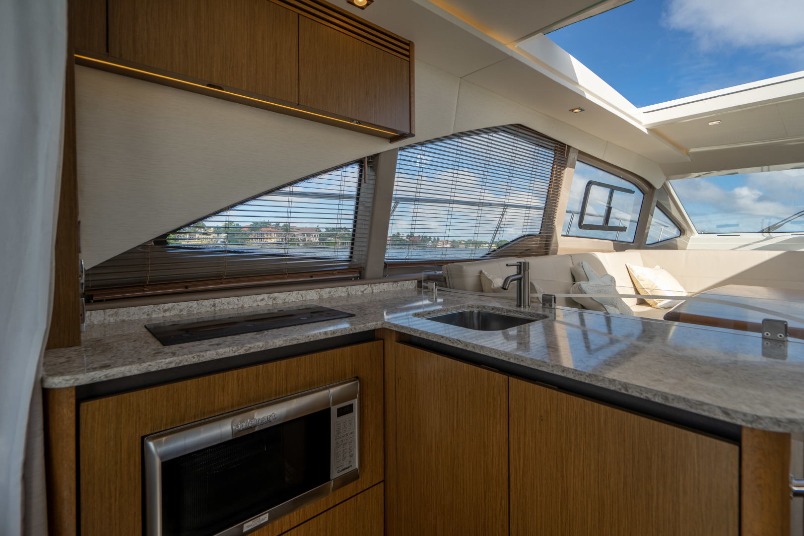 Sea Ray-460 DA 2017-Joie De Vivre Sarasota-Florida-United States-46 Sea Ray Sundancer-1486576 | Thumbnail