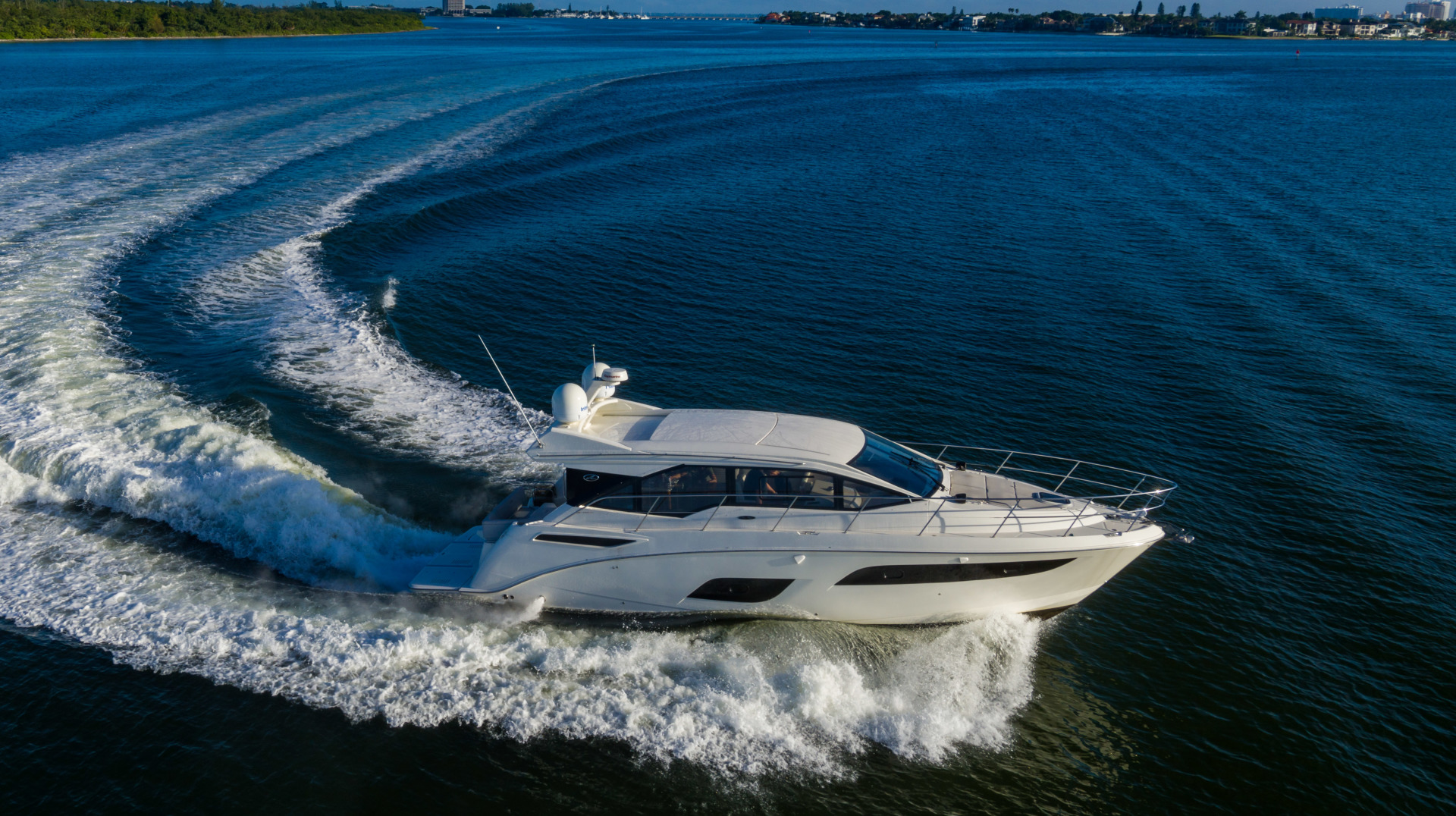 Sea Ray-460 DA 2017-Joie De Vivre Sarasota-Florida-United States-46 Sea Ray Sundancer-1486500 | Thumbnail