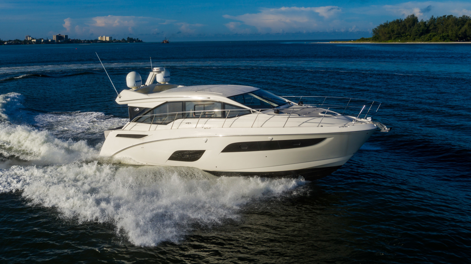 Sea Ray-460 DA 2017-Joie De Vivre Sarasota-Florida-United States-46 Sea Ray Sundancer-1486503 | Thumbnail