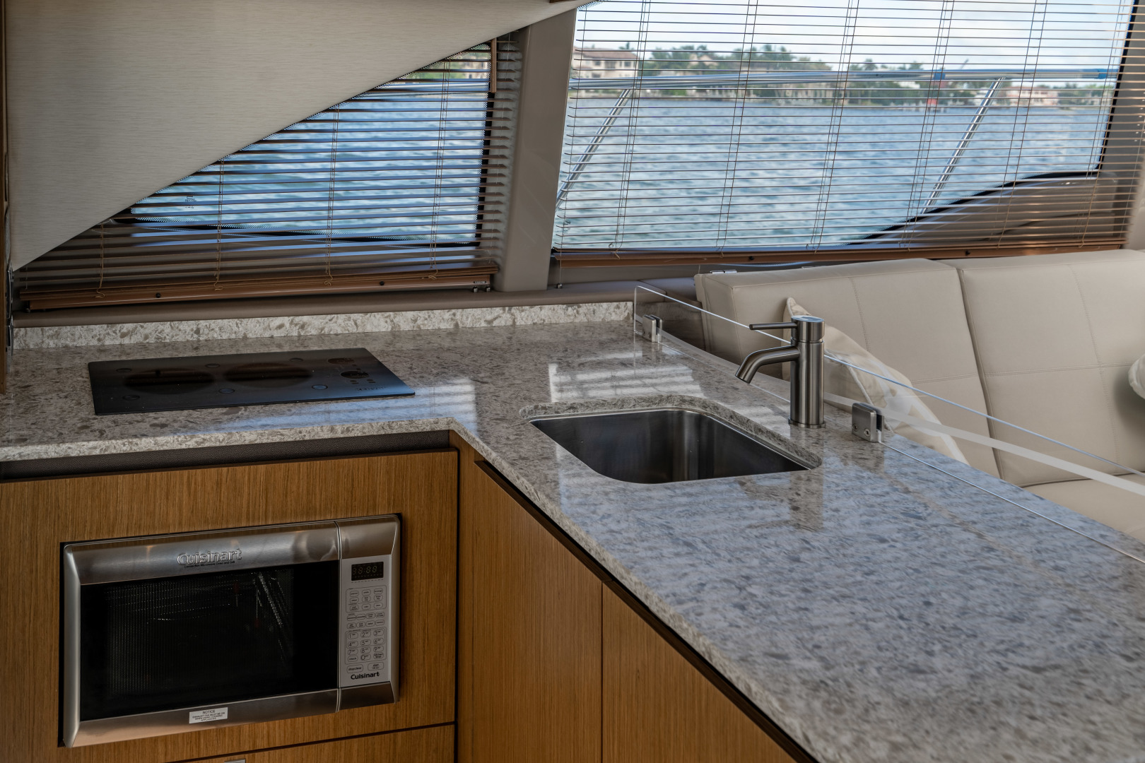 Sea Ray-460 DA 2017-Joie De Vivre Sarasota-Florida-United States-46 Sea Ray Sundancer Galley-1486574 | Thumbnail