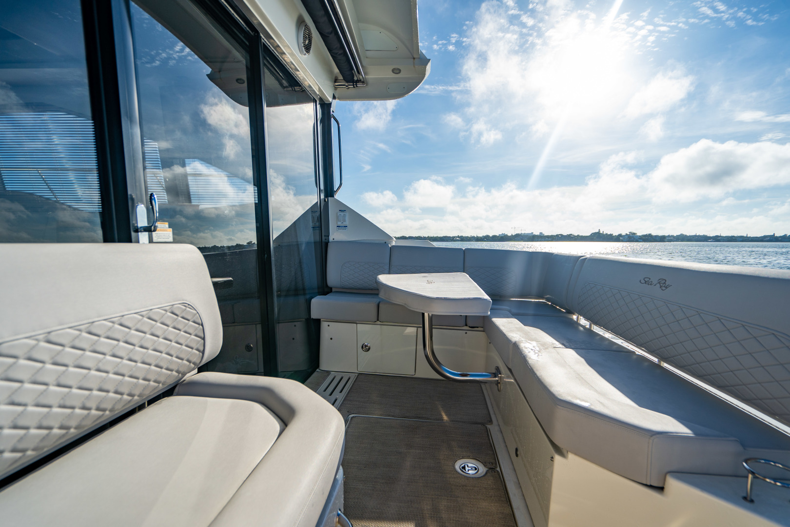 Sea Ray-460 DA 2017-Joie De Vivre Sarasota-Florida-United States-46 Sea Ray Sundancer-1486537 | Thumbnail