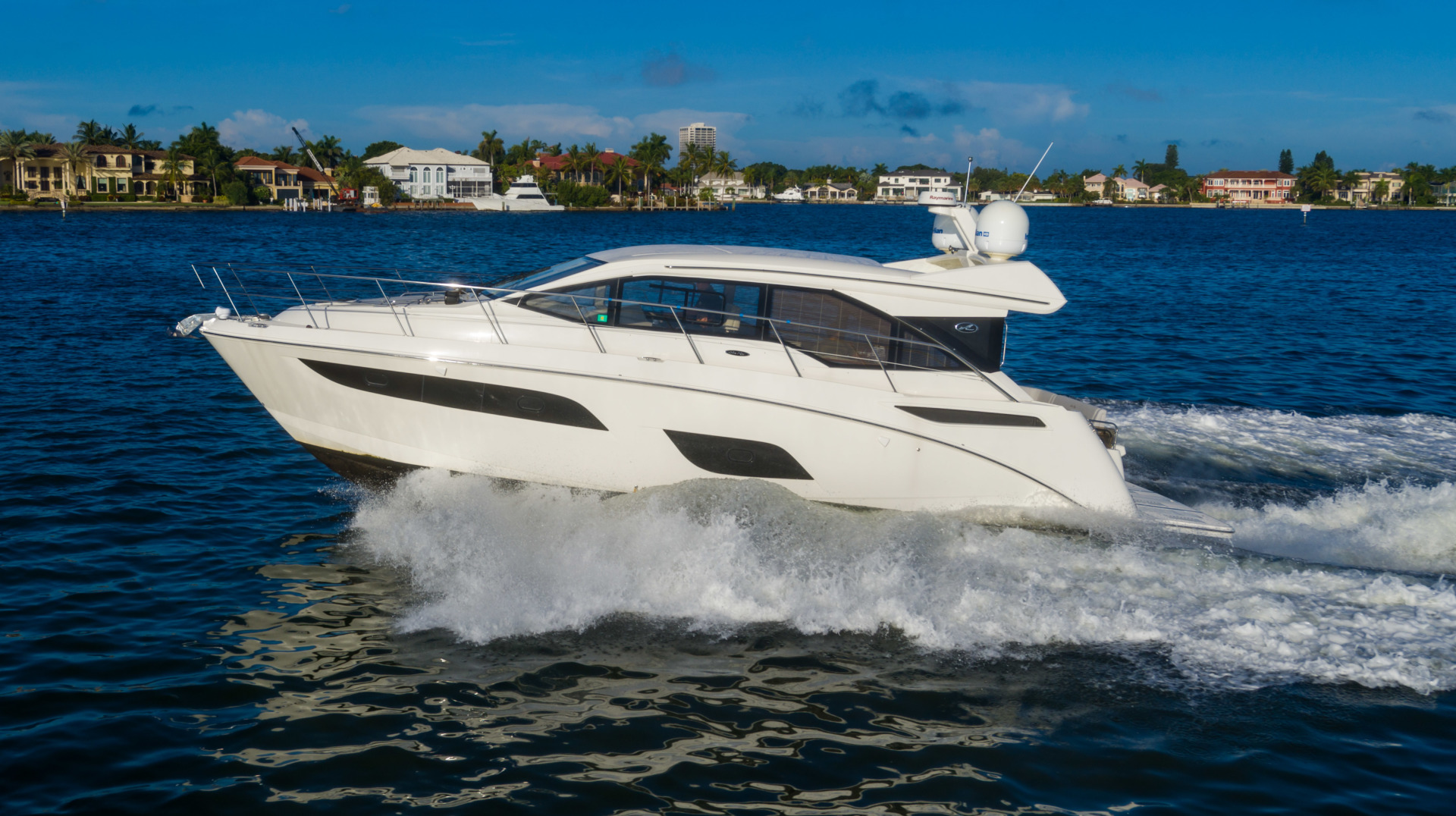 Sea Ray-460 DA 2017-Joie De Vivre Sarasota-Florida-United States-46 Sea Ray Sundancer-1486481 | Thumbnail